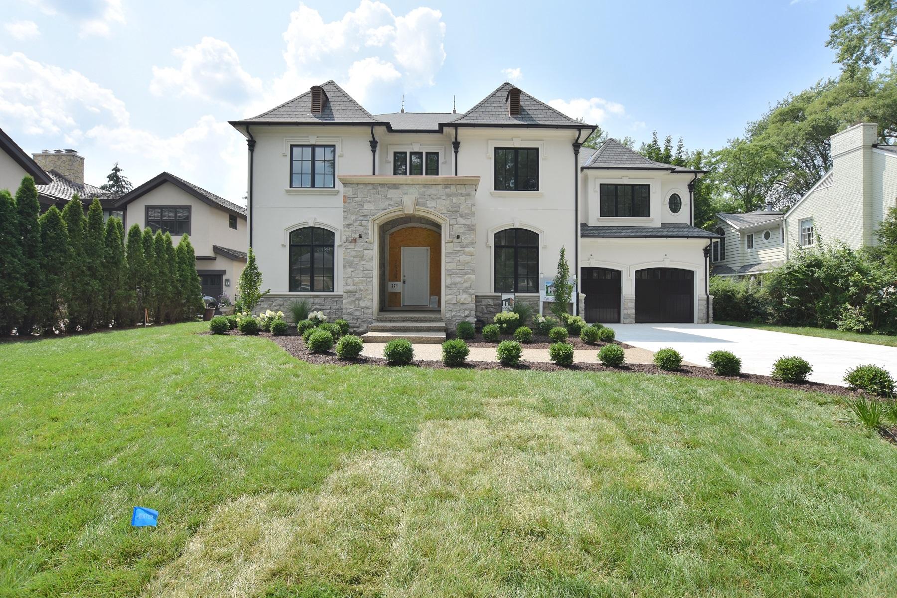 Single Family Homes for Active at Birmingham 271 Fairfax Street Birmingham, Michigan 48009 United States