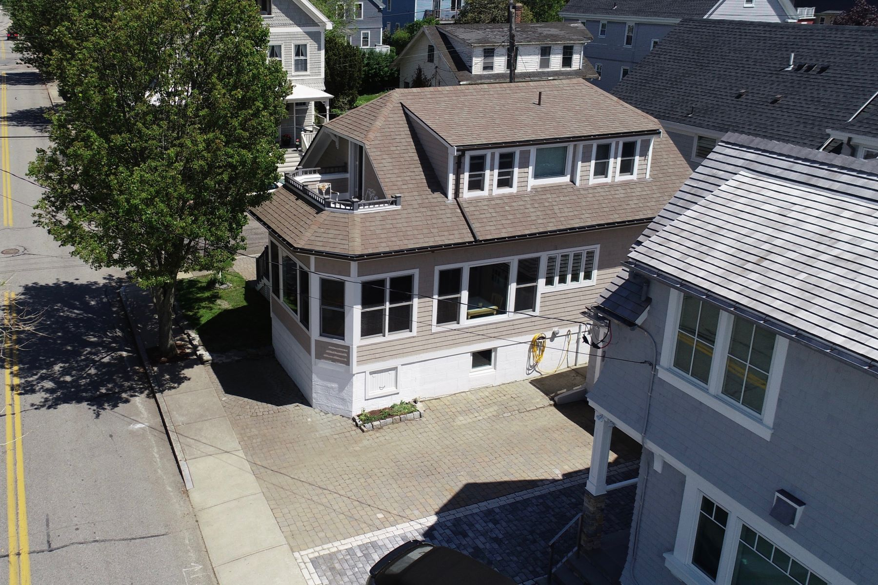Single Family Homes for Sale at The Point 5 Van Zandt Avenue Newport, Rhode Island 02840 United States