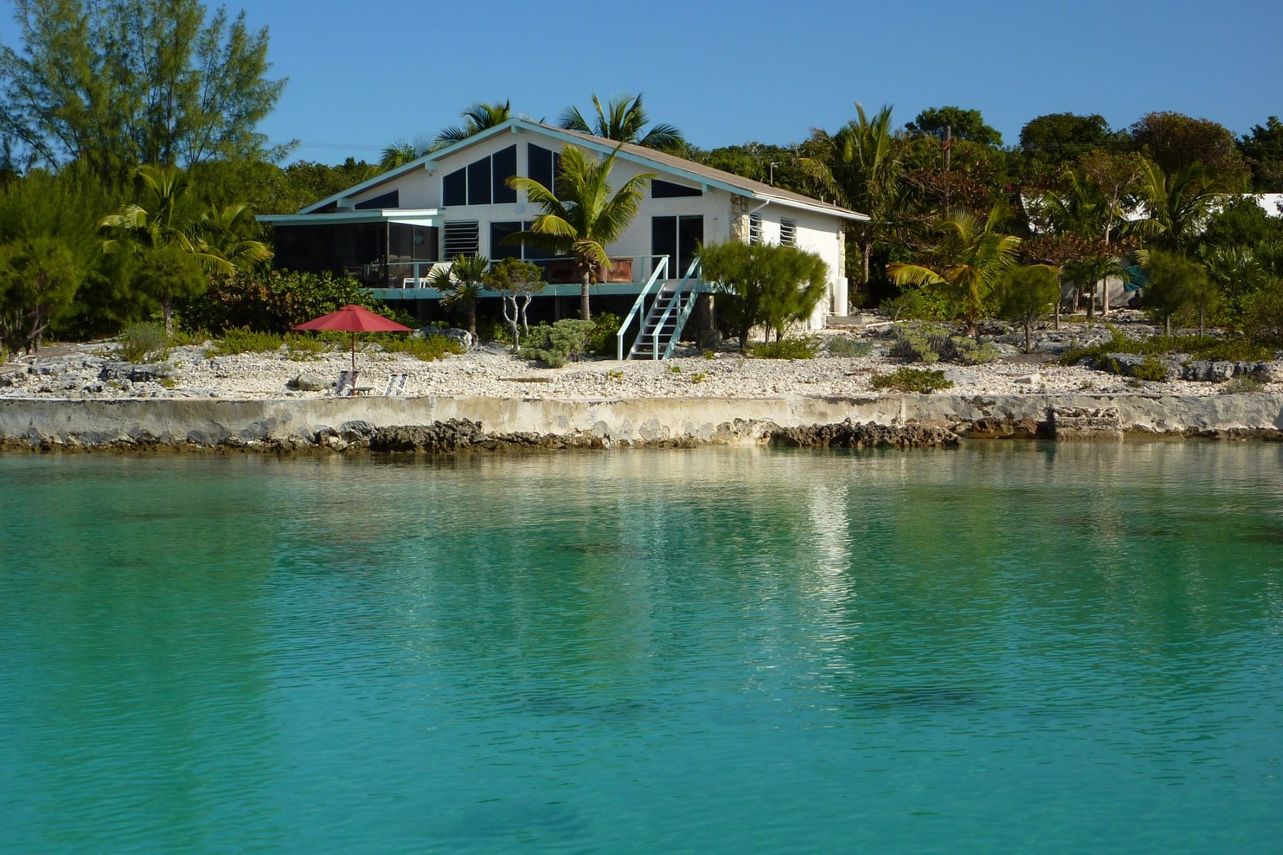 Single Family Home for Sale at Pirate's Venture Palmetto Shores, Palmetto Point, Eleuthera Bahamas