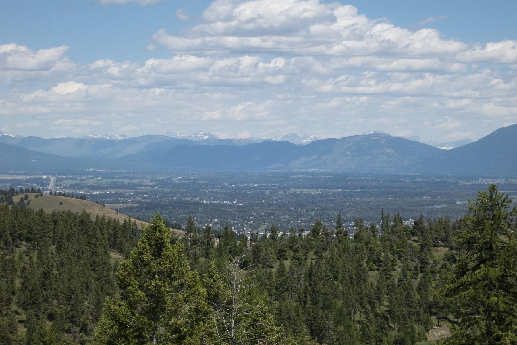 Land voor Verkoop op Emmons Canyon Acreage Nhn Emmons Canyon Road, Kalispell, Montana 59901 Verenigde Staten