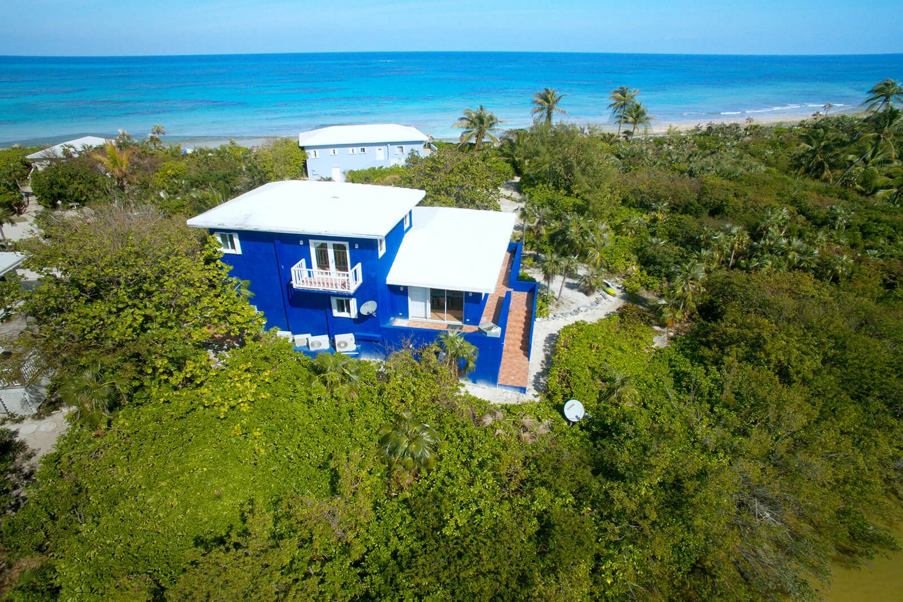 Single Family Home for Sale at Steps to the Beach North Palmetto Point, Palmetto Point, Eleuthera Bahamas