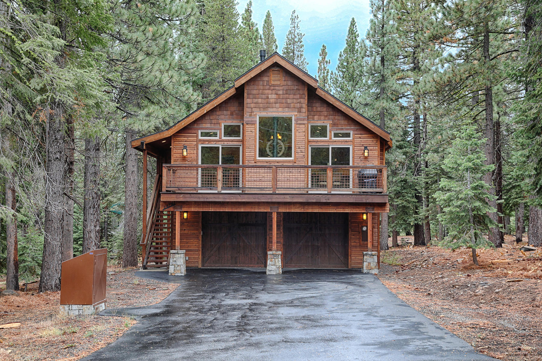 Property 为 销售 在 14791 Tyrol Road, Truckee CA 14791 Tyrol Road 特拉基, 加利福尼亚州 96161 美国