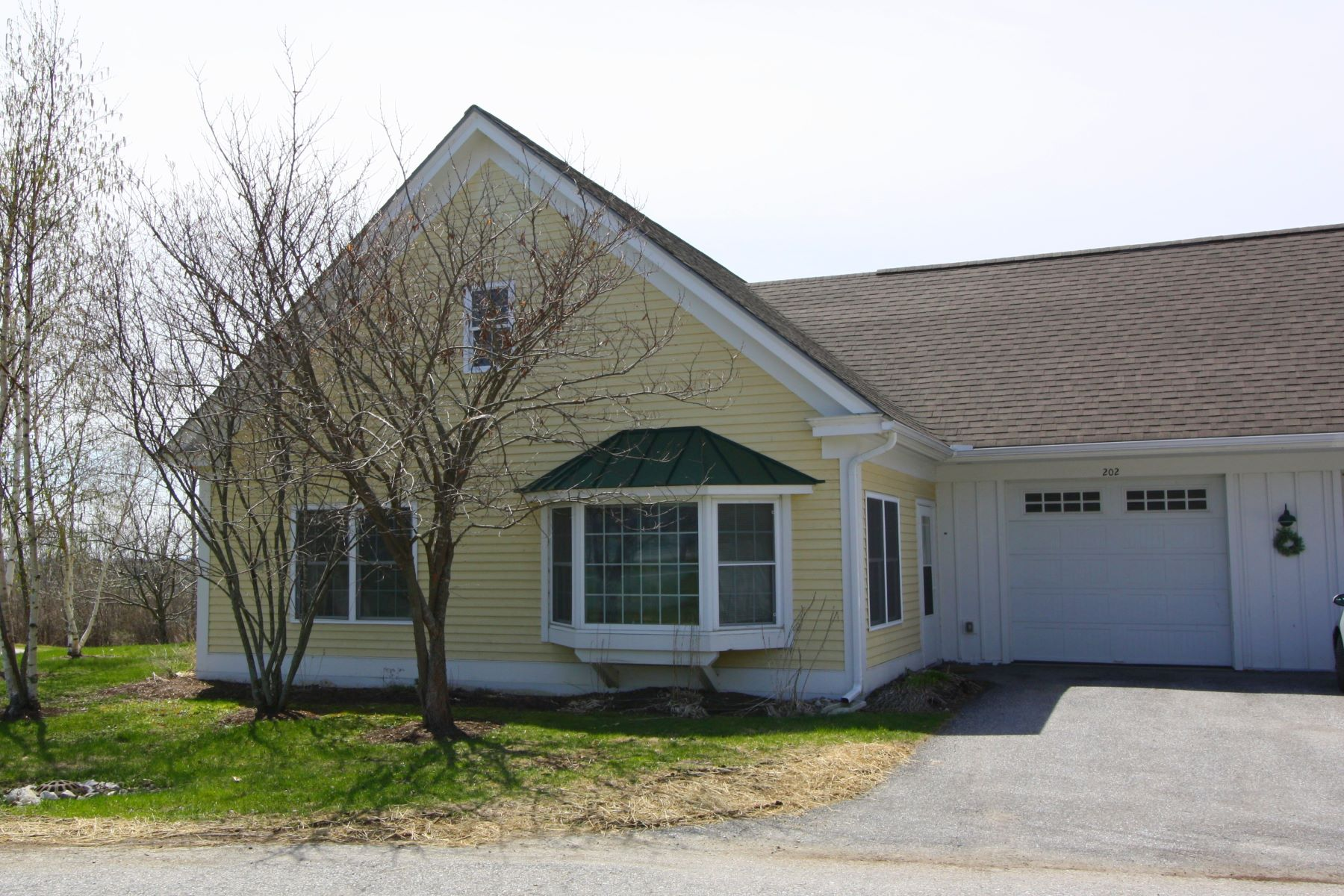 2 Bedroom Cottage at The Residence at Otter Creek 202 Basin View Rd 202, Middlebury, Vermont 05753 Estados Unidos