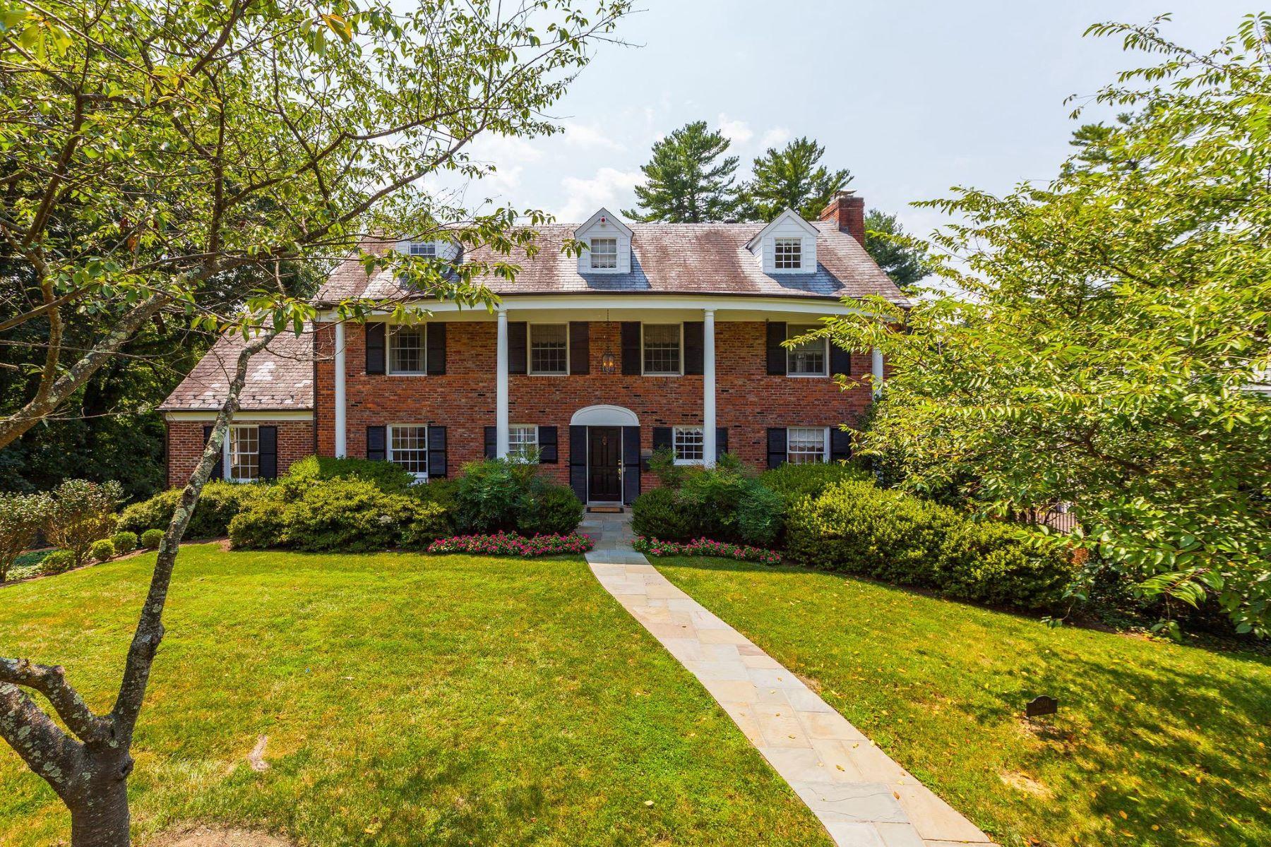 Single Family Homes 为 销售 在 6204 Garnett Dr 切维莱斯, 马里兰州 20815 美国