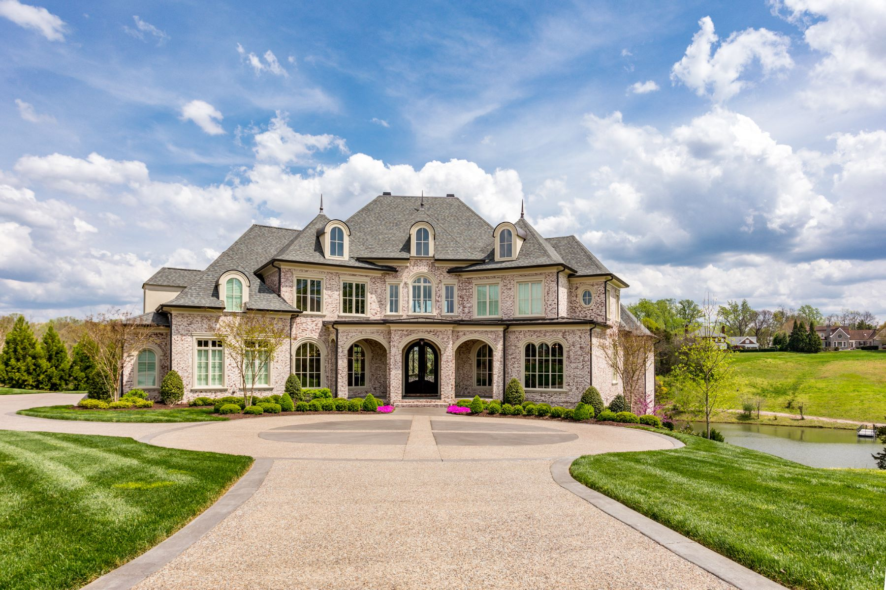 Single Family Homes pour l Vente à Majestic Residence in Governors Club 12 Spyglass Hill, Brentwood, Tennessee 37027 États-Unis