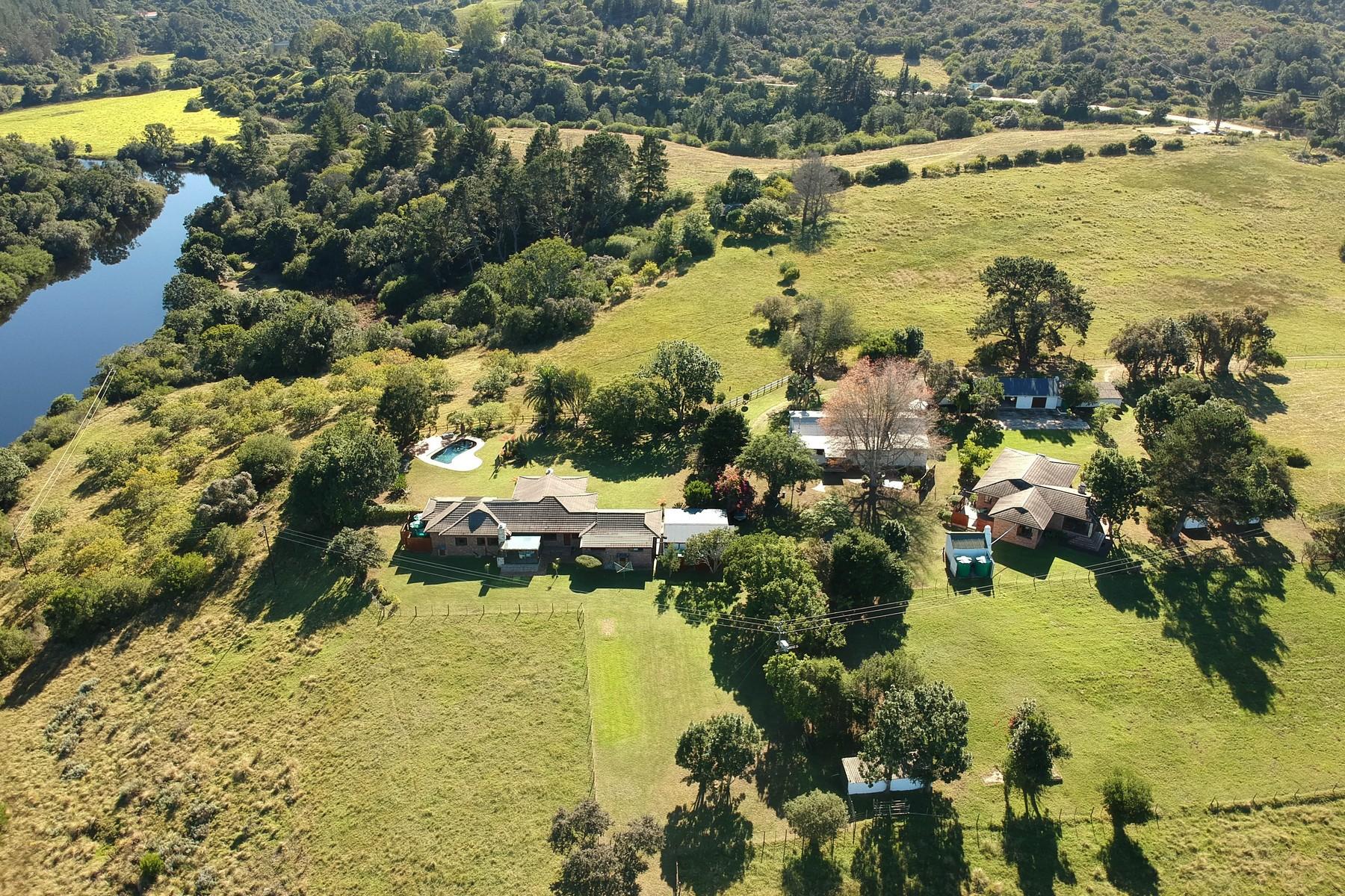 Granjas / Hacienda / Platanción por un Venta en Portion 16 of 183 Farm Eastbrook, Sedgefield Portion 16 of 183, Farm Eastbrook Sedgefield, Provincia Occidental Del Cabo 6573 Sudáfrica