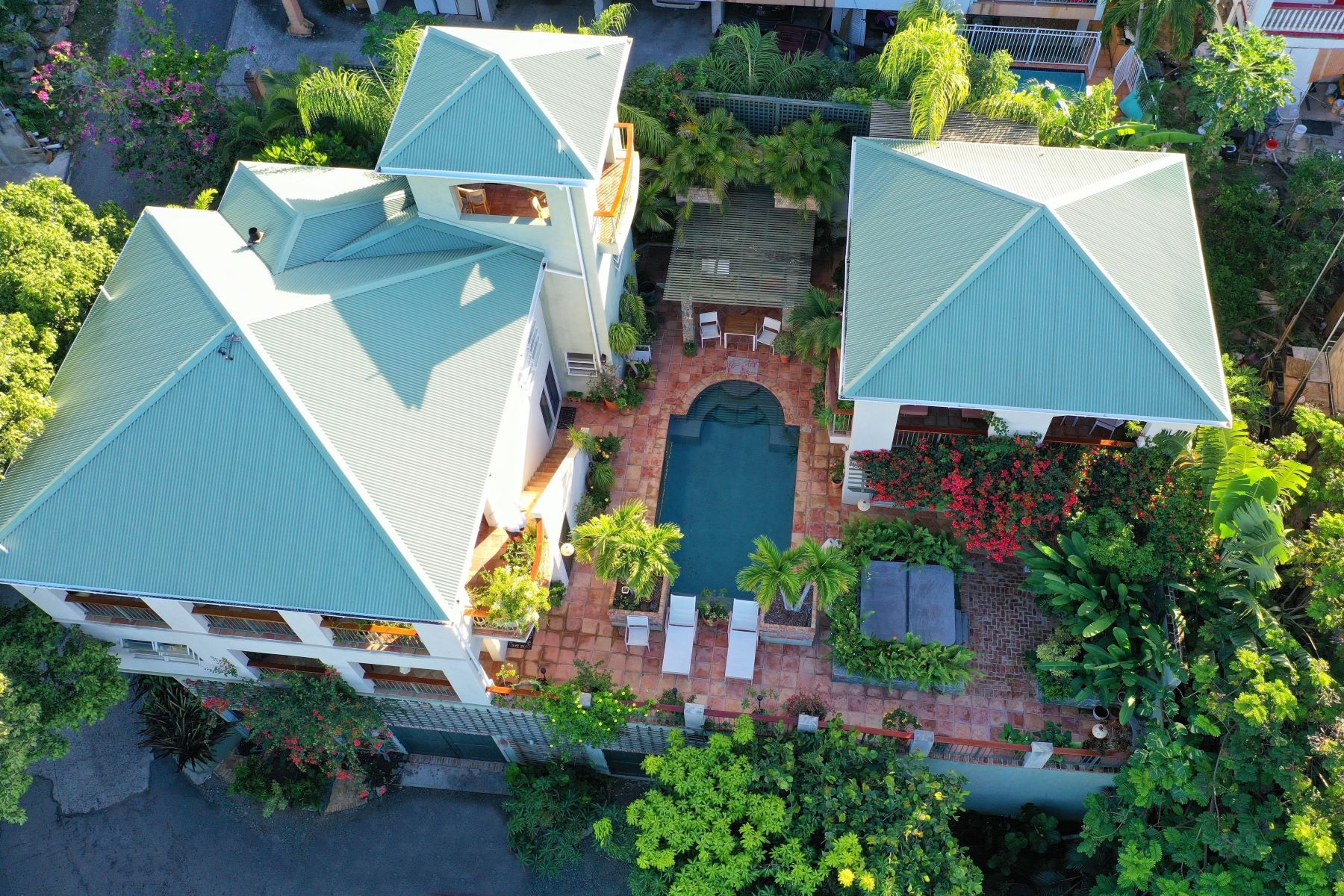 Single Family Homes für Verkauf beim El Capitan del Sol 201 Estate Contant & Enighed St John, Virgin Islands 00830 Amerikanische Jungferninseln