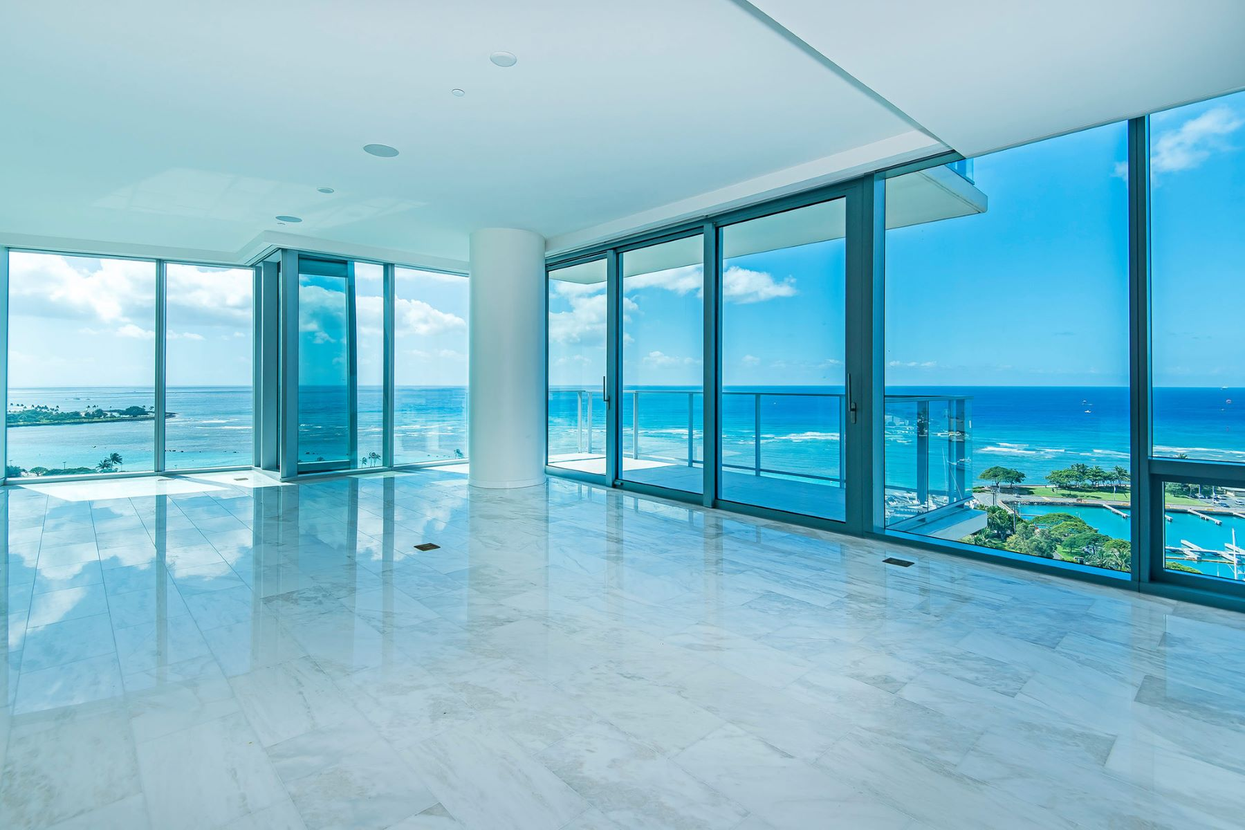 Condominium for Sale at Panoramic Views 1118 Ala Moana Blvd #1700 Honolulu, Hawaii 96814 United States