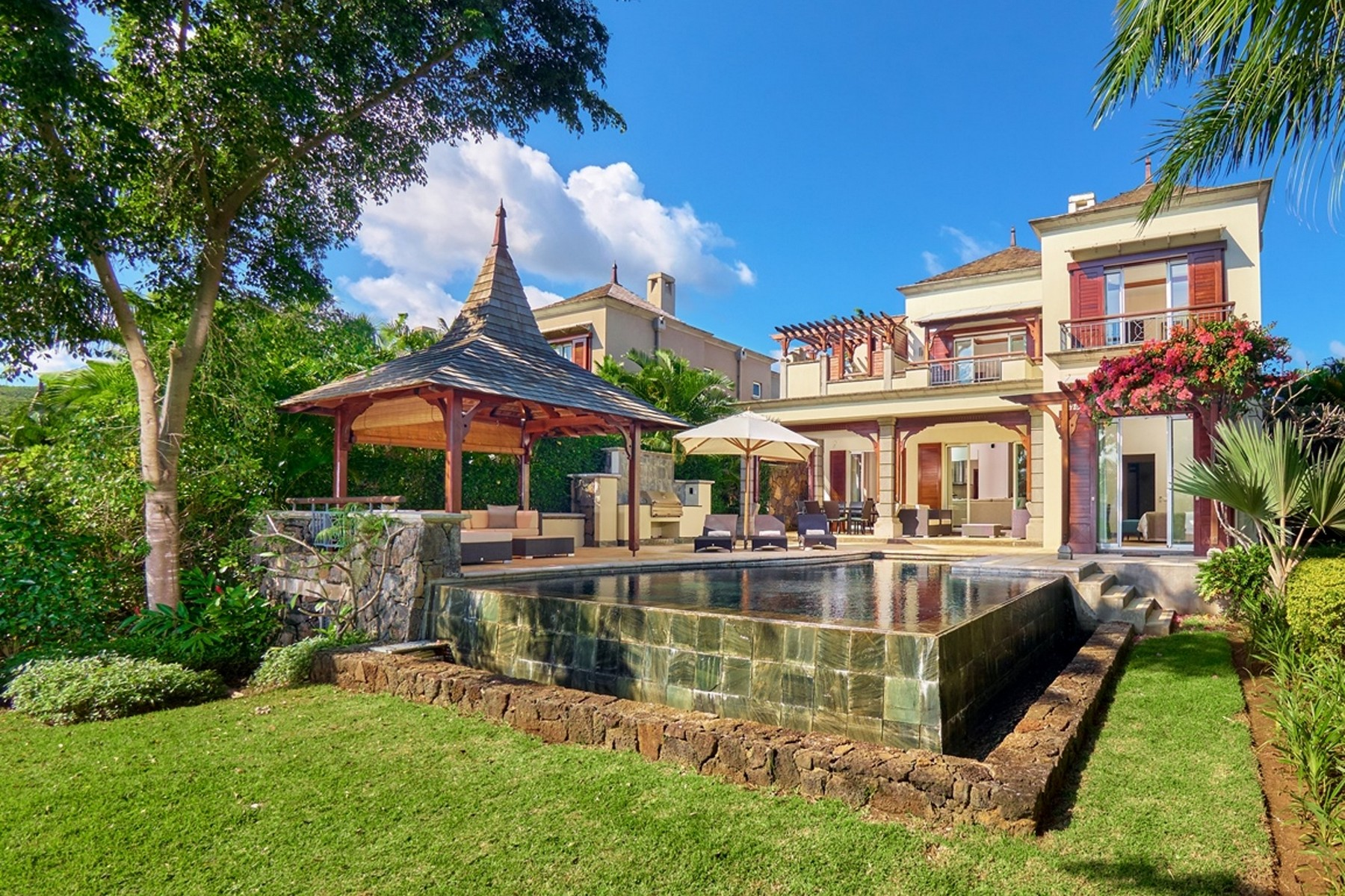 Single Family Home for Sale at 113, Villas Valriche Bel Ombre, Savanne, Mauritius