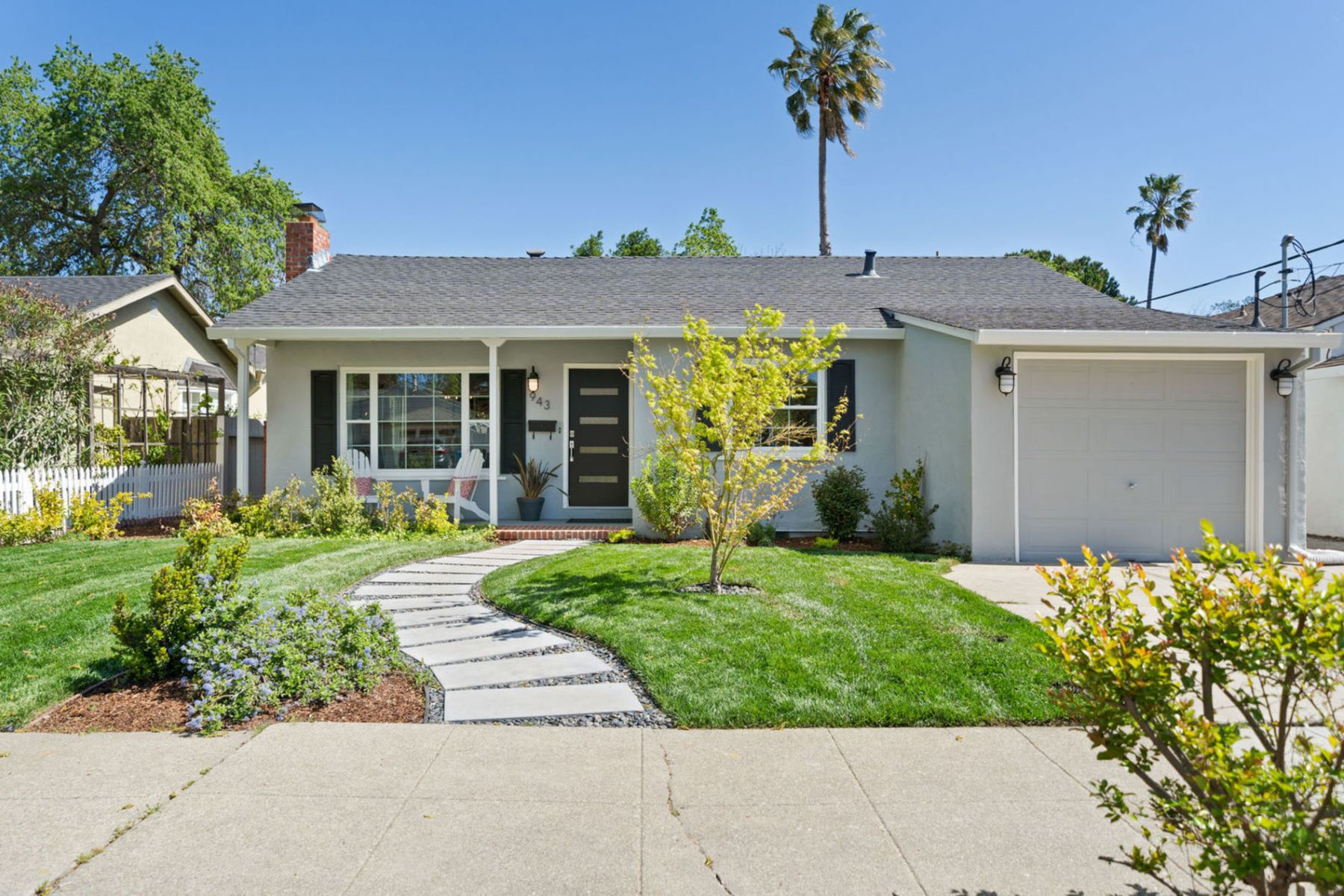 Single Family Home for Active at Graceful Beauty and Captivating Charm 943 Johnson Street Redwood City, California 94061 United States