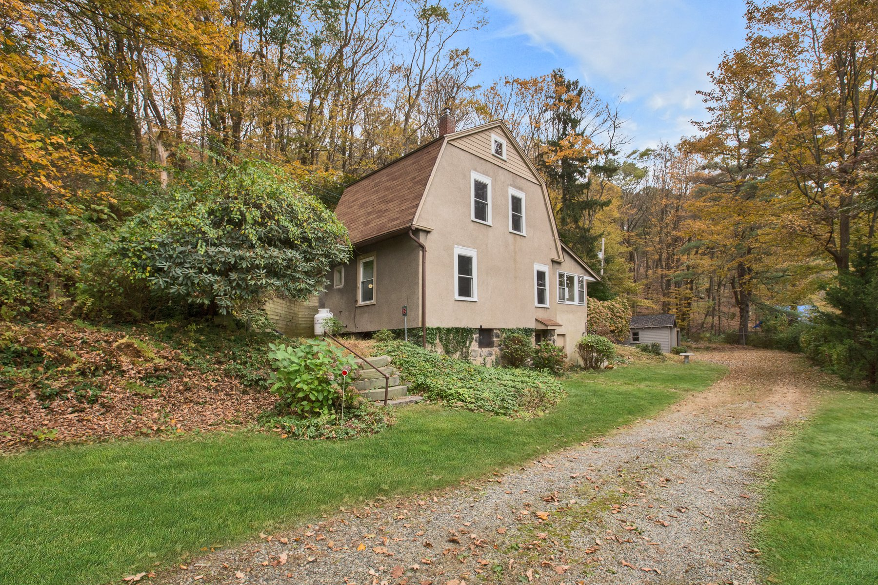 "Single Family Home for Sale at ""Fox Hill Cottage"" 8 Patterson Hill Road Tuxedo Park, New York 10987 United States"