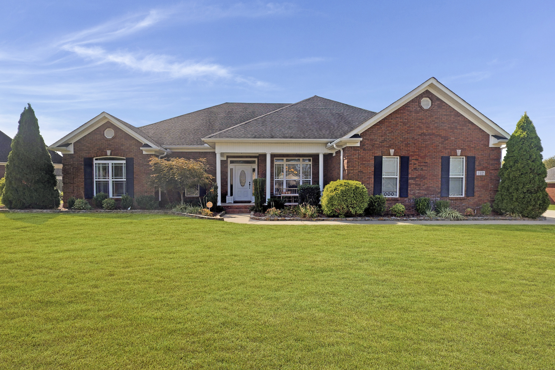 Single Family Homes for Active at 112 Moore Springs Circle Huntsville, Alabama 35811 United States
