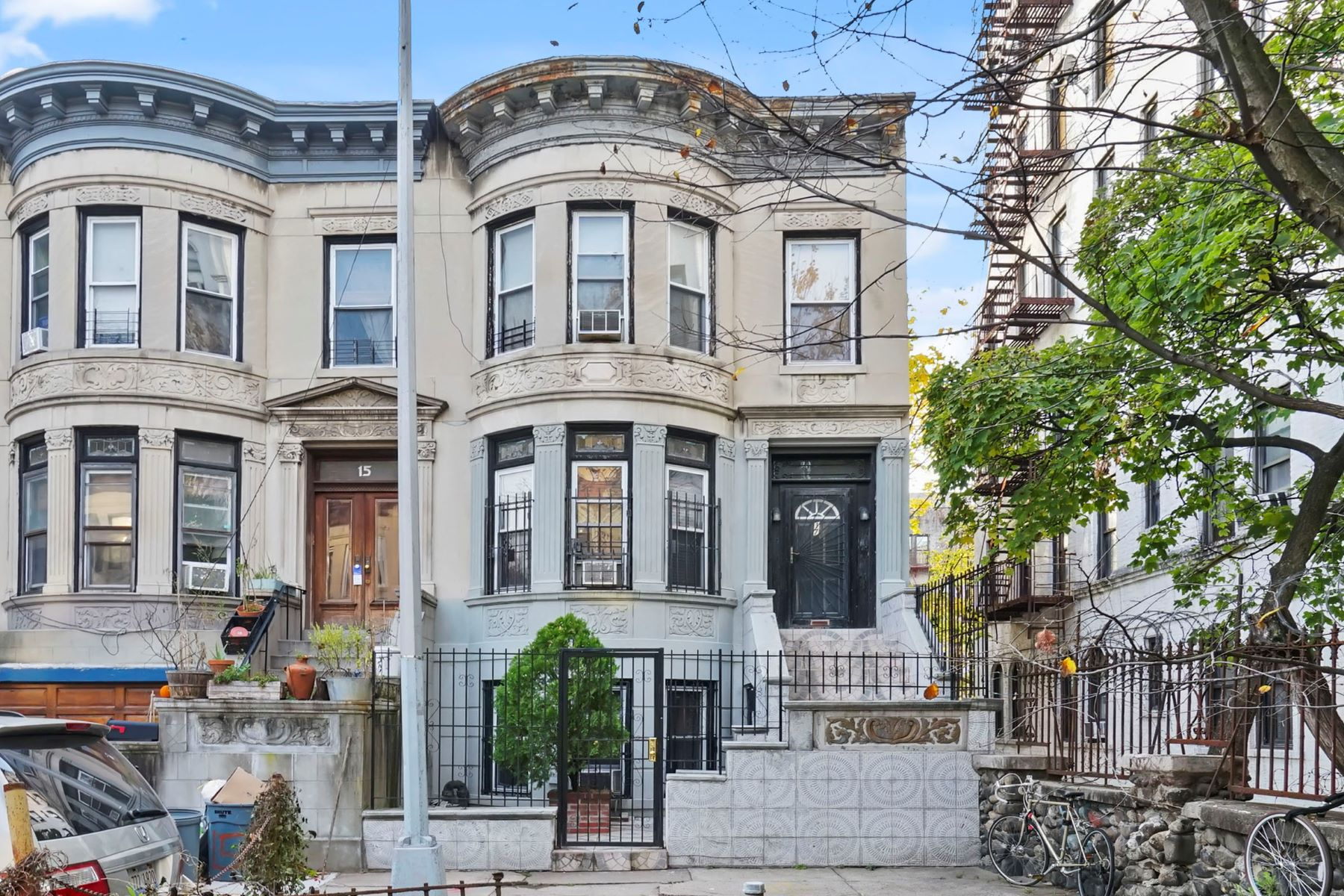 Multi-Family Homes for Sale at 17 Parkside Court Brooklyn, New York 11226 United States