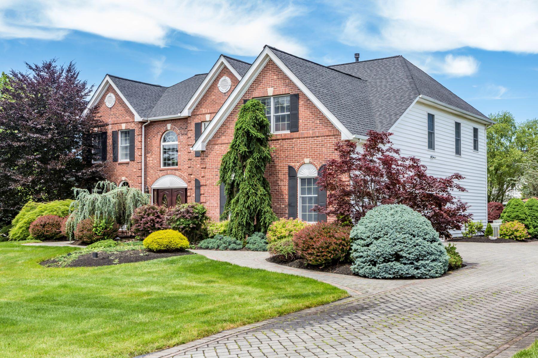 single family homes 为 销售 在 Serenely Set In Hopewell Hunt! 42 Morris Drive, 普林斯顿, 新泽西州 08540 美国