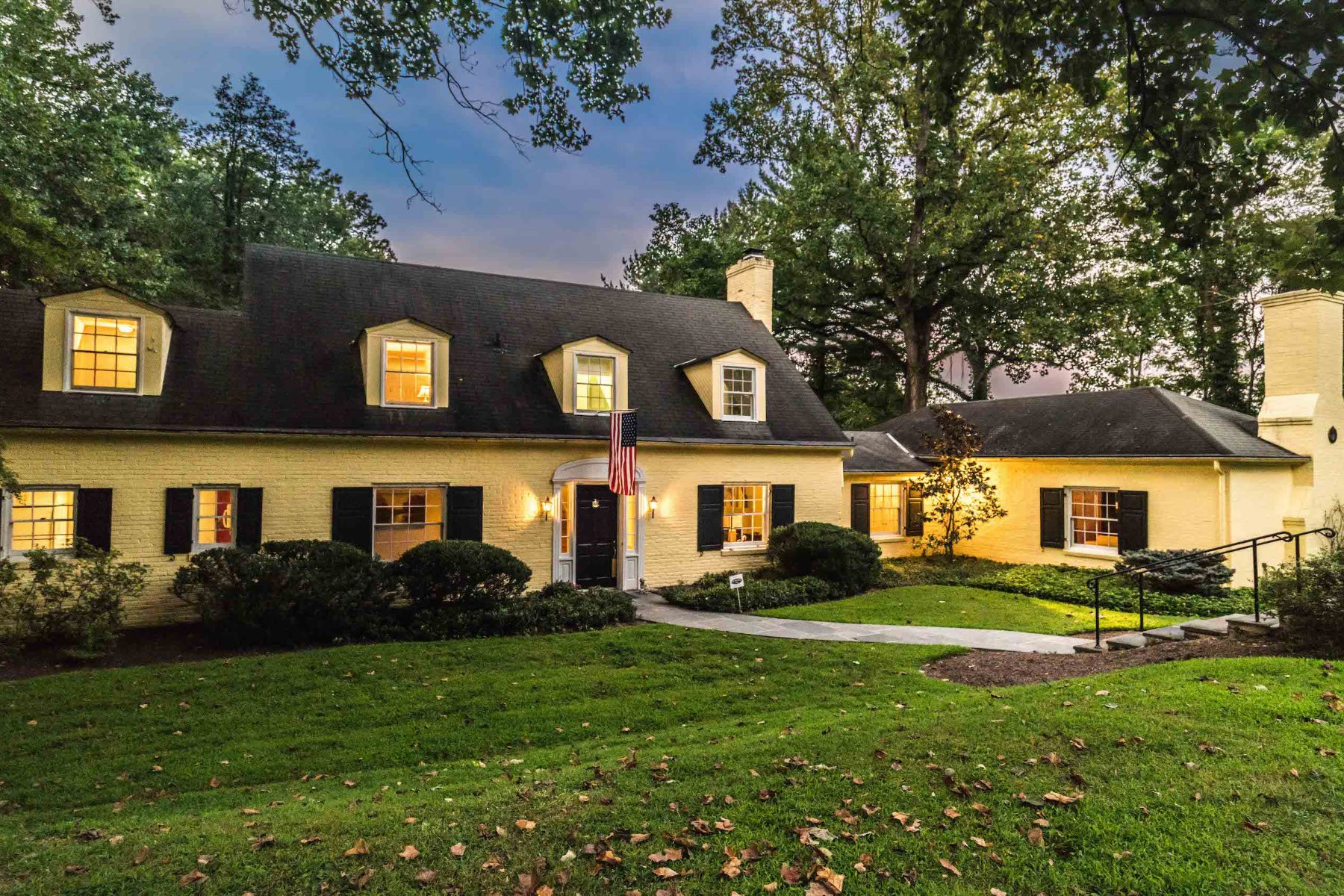Single Family Homes for Sale at Greenspring Valley 222 Hopkins Lane Owings Mills, Maryland 21117 United States