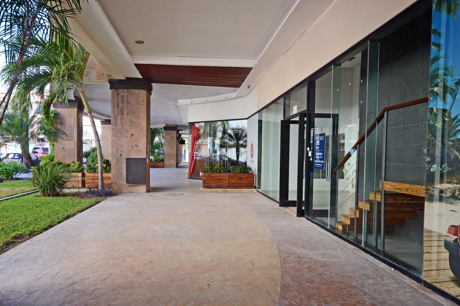 for Sale at ALDEA THAI 23 COMMERCIAL SPACE Aldea Thai #23 Avenida Cozumel entre las Calles 26 y 28 Norte Playa Del Carmen, Quintana Roo 77710 Mexico