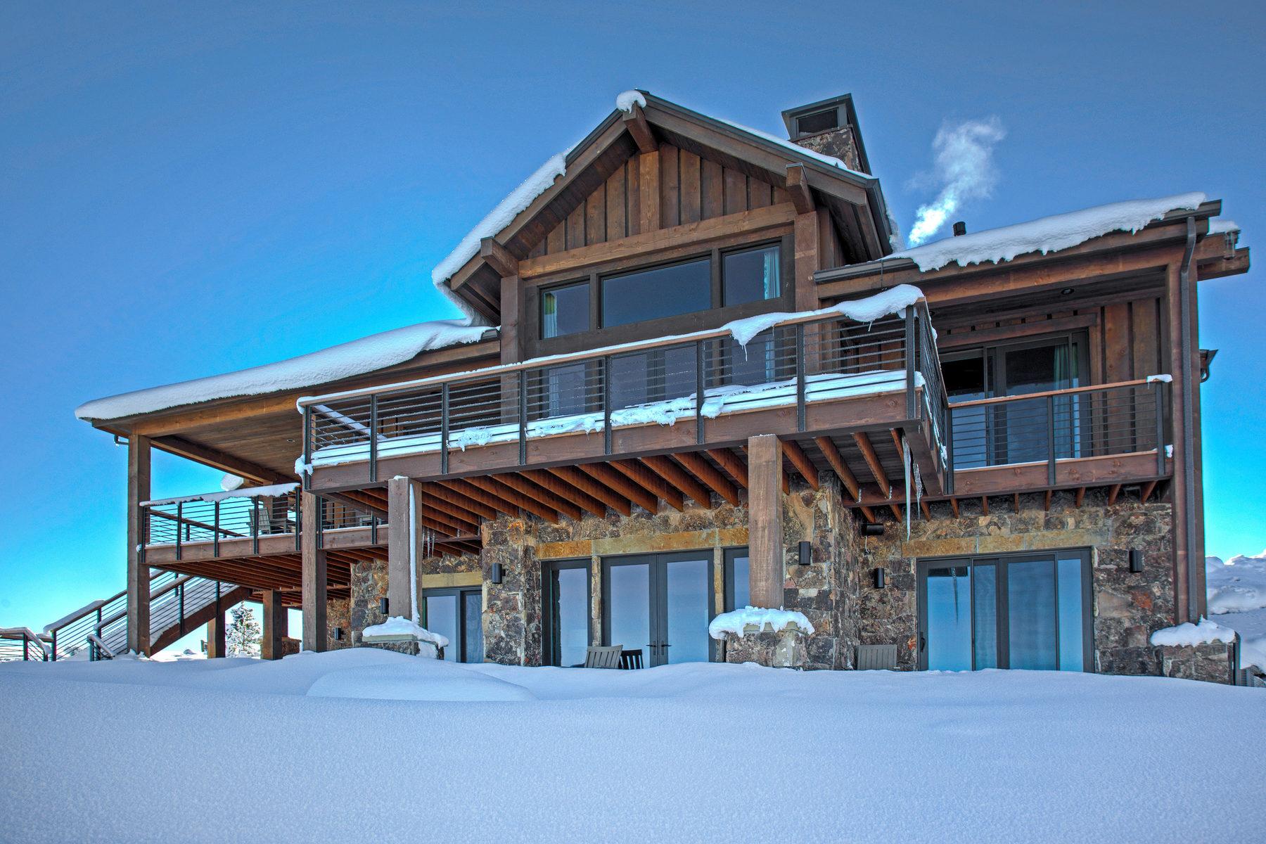 Maison unifamiliale pour l Vente à Juniper Cabin with Spectacular Views 6981 E Rising Star Ct #275 Heber City, Utah, 84032 États-Unis