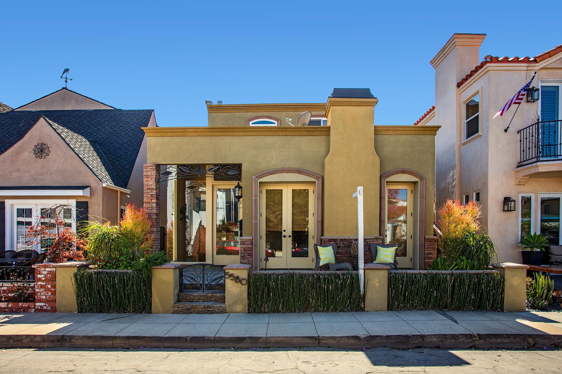 Частный односемейный дом для того Продажа на 5580 E Saint Irmo Long Beach, Калифорния, 5580 Соединенные Штаты