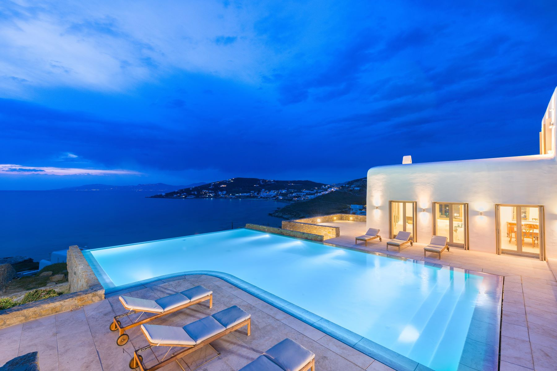 Single Family Home for Sale at Seashore Theory Mykonos, Southern Aegean, Greece