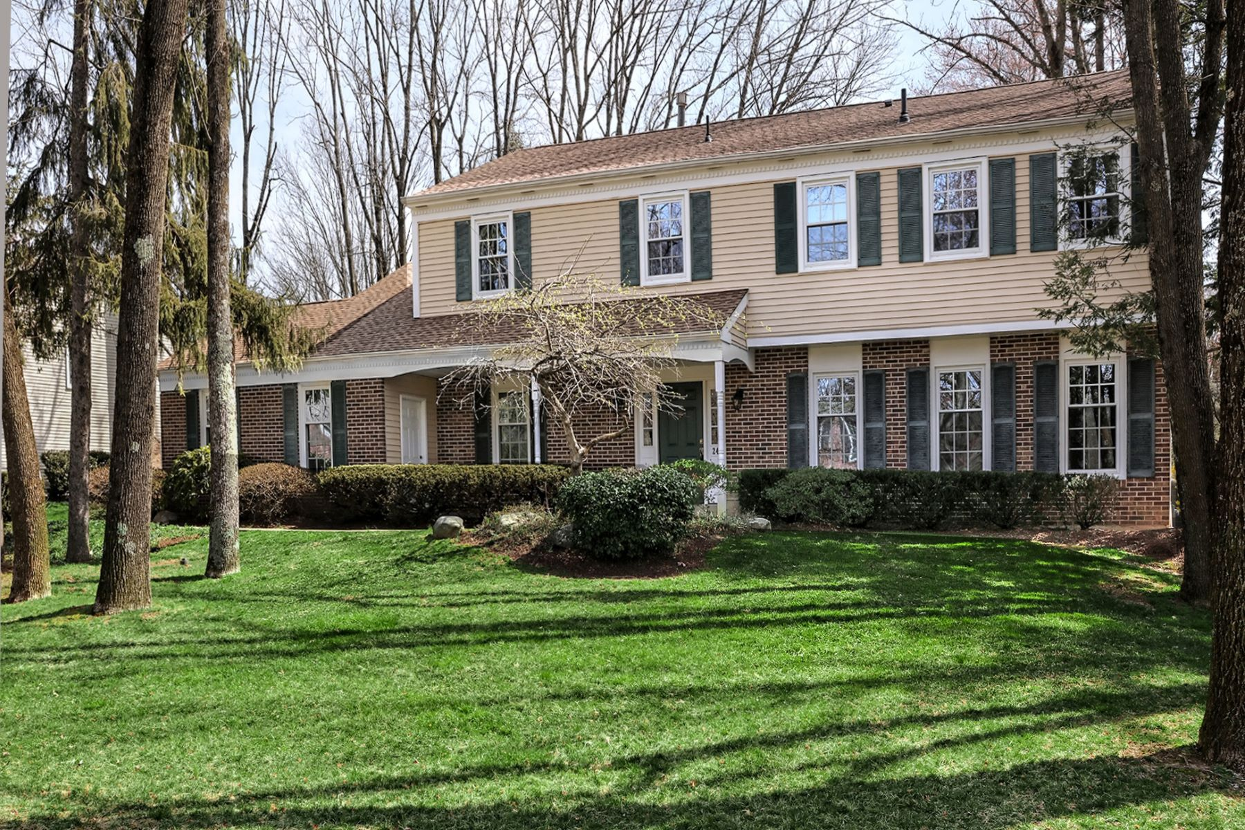 Property for Sale at Lawrence Colonial Is the Perfect Place to Unwind 24 Tracey Drive, Lawrenceville, New Jersey 08648 United States