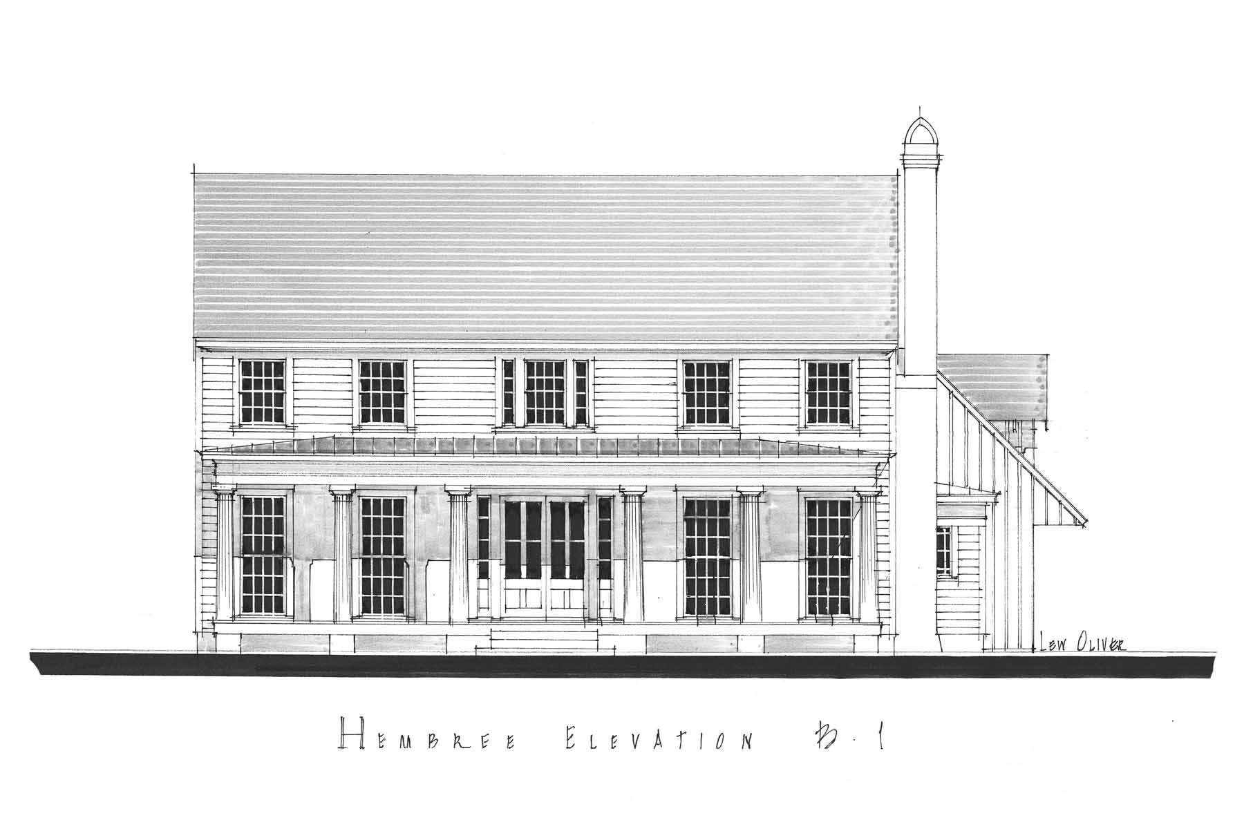 Einfamilienhaus für Verkauf beim Six Distinctively Designed Residences 765 Hembree Roswell, Georgia, 30076 Vereinigte Staaten