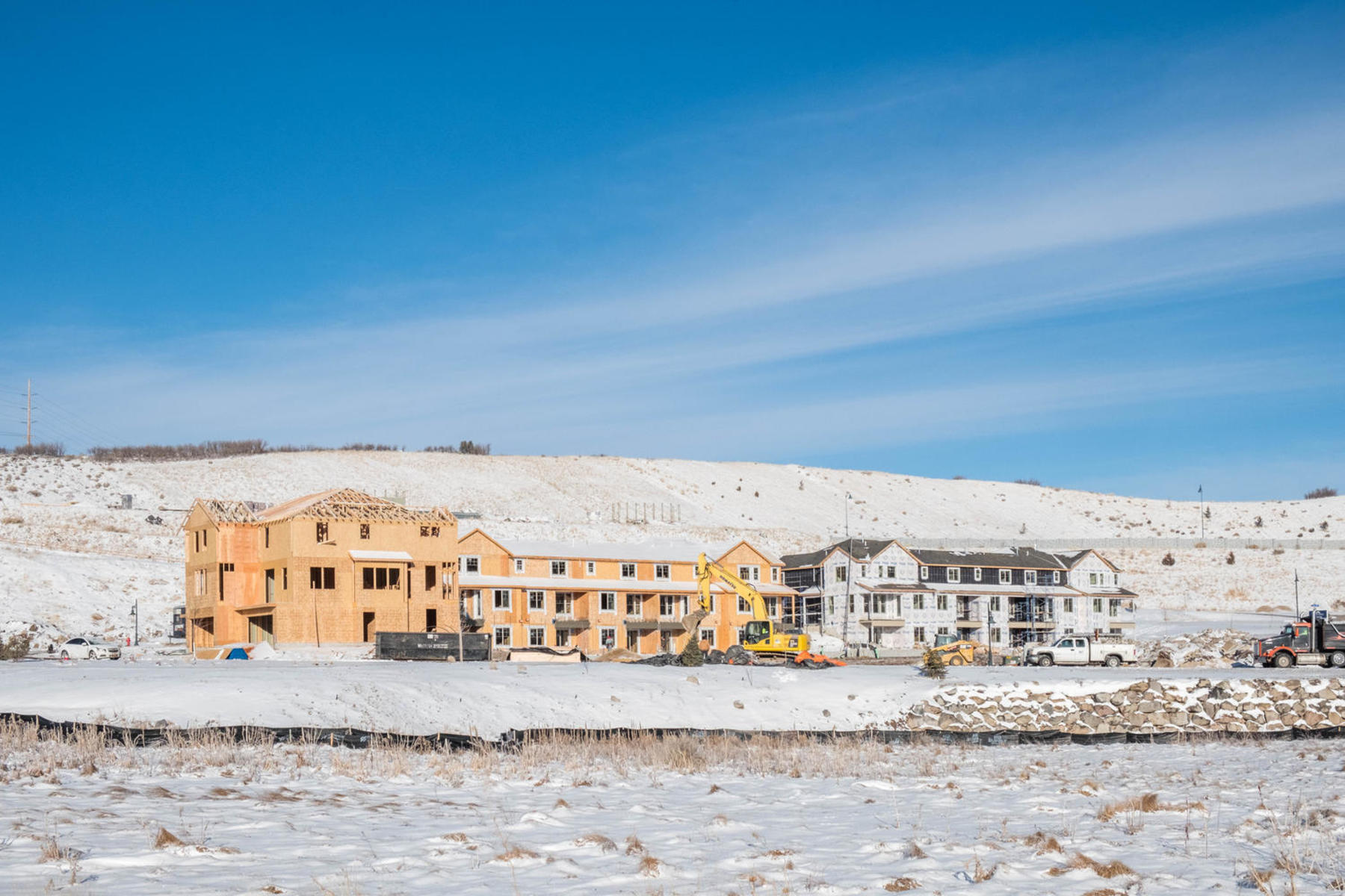 Additional photo for property listing at New Wasatch Springs Townhouse Close to Patk City 1106 W Cattail Ct # C1 Heber City, Utah 84032 United States
