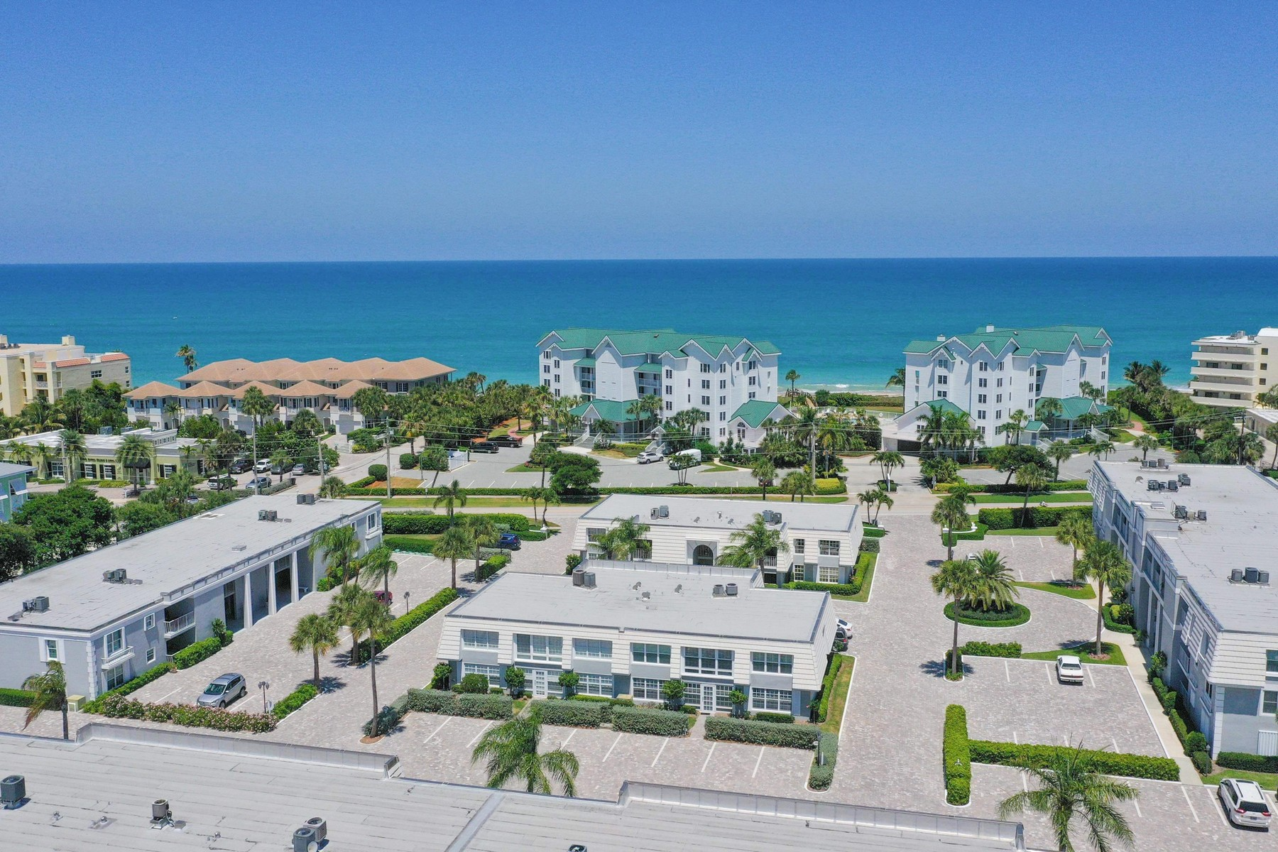 Condominiums for Sale at Cozy Condo in Ocean Towers 2743 Ocean Drive Unit 36E Vero Beach, Florida 32963 United States