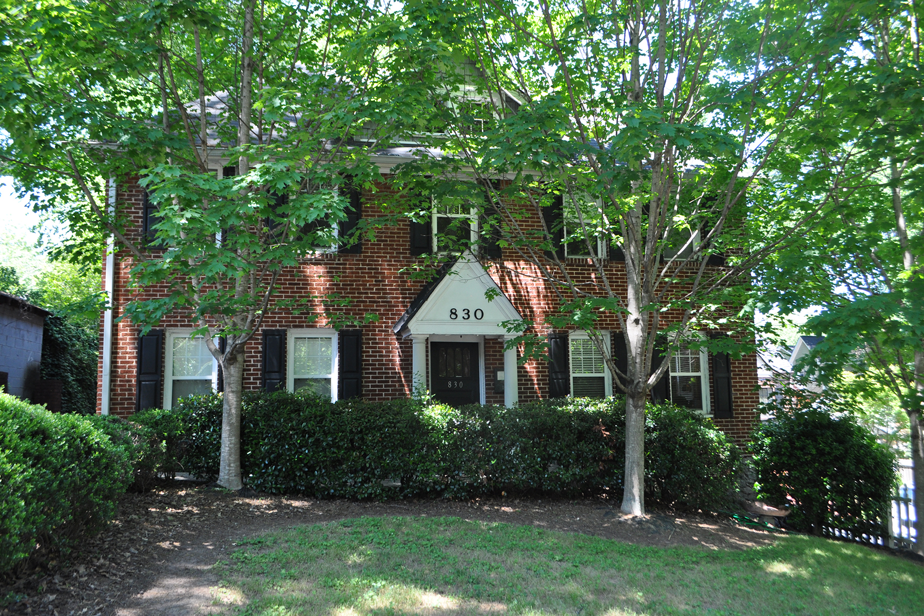 Condominium for Rent at Charming Condo in Virginia Highland 830 Barnett Street NE Unit 7 Atlanta, Georgia 30306 United States