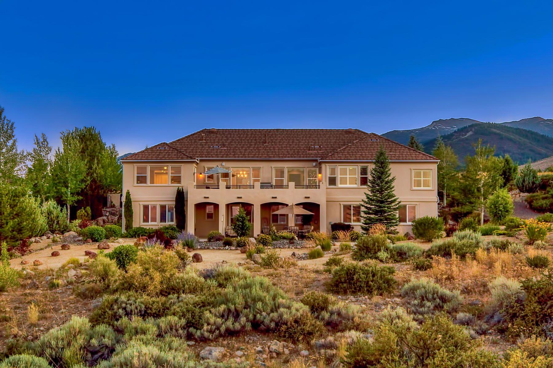 Single Family Homes por un Venta en 5900 Cour Saint Michelle, Reno, Nevada 5900 Cour Saint Michelle Reno, Nevada 89511 Estados Unidos