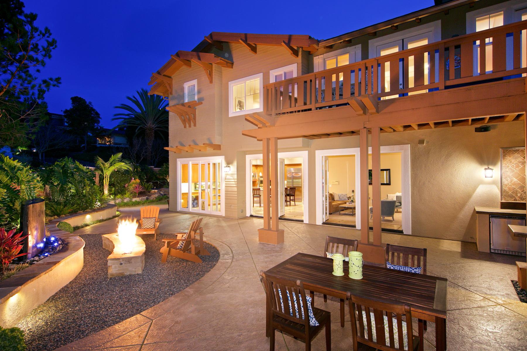 Maison unifamiliale pour l Vente à Quail Gardens - Encinitas Ranch 1310 Ravean Court Encinitas, Californie, 92037 États-Unis