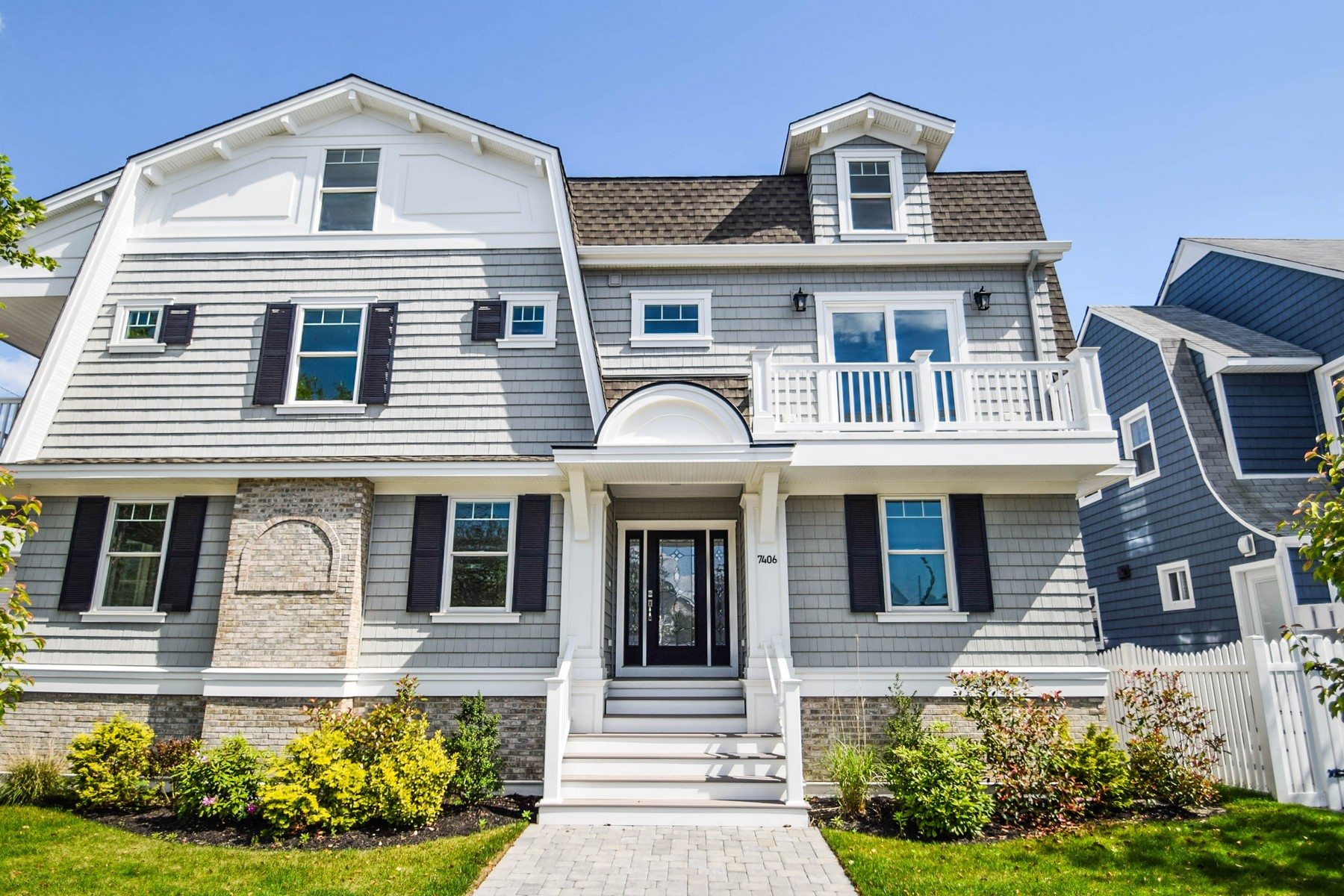 Casa Unifamiliar por un Venta en 2 S Andover Ave 2 S Andover Ave BRAND NEW CONSTRUCTION, Margate, Nueva Jersey 08402 Estados Unidos