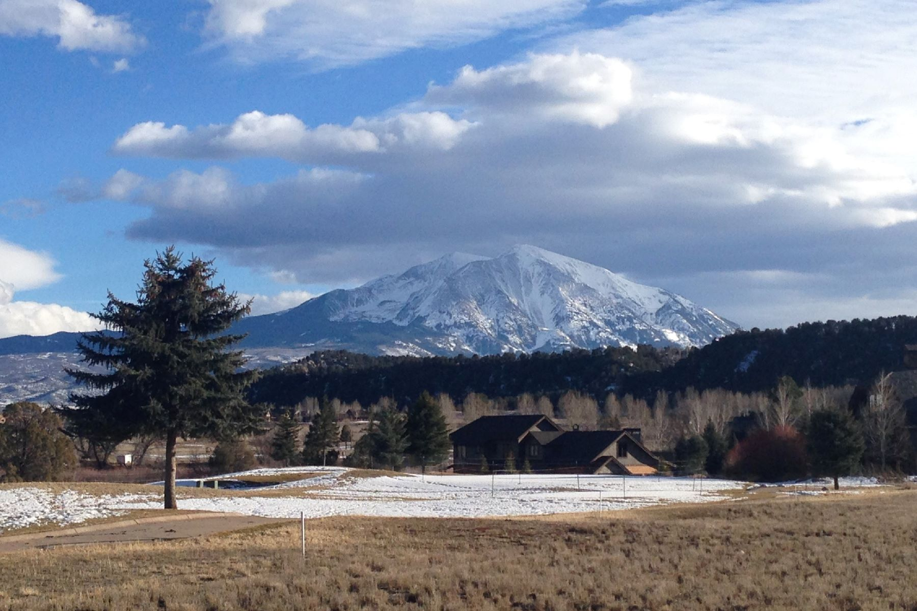 Land for Sale at Borders 15th Fairway with Mt Sopris Views 156 Rivers Bend Carbondale, Colorado, 81623 United States