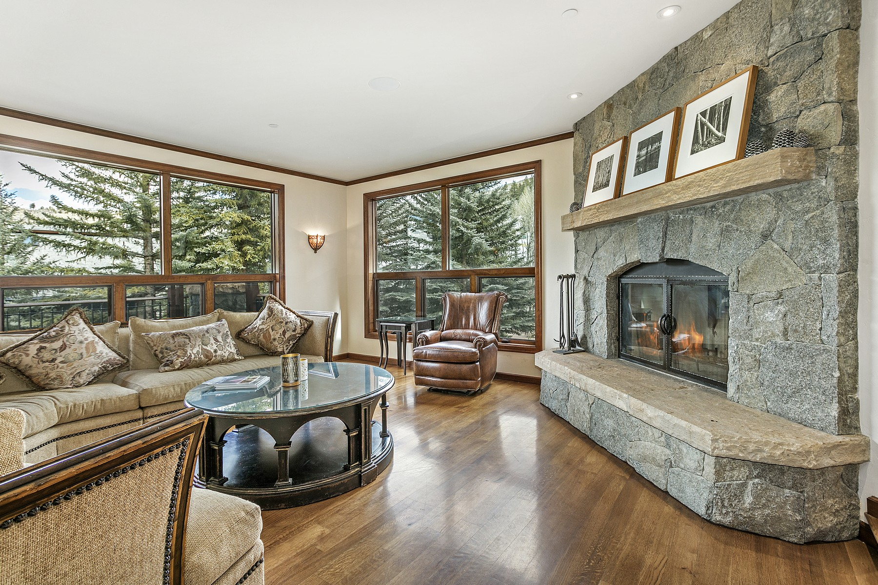 Townhouse for Active at Elktrack Townhome #3 40 Elk Track Road #3 Beaver Creek, Colorado 81620 United States