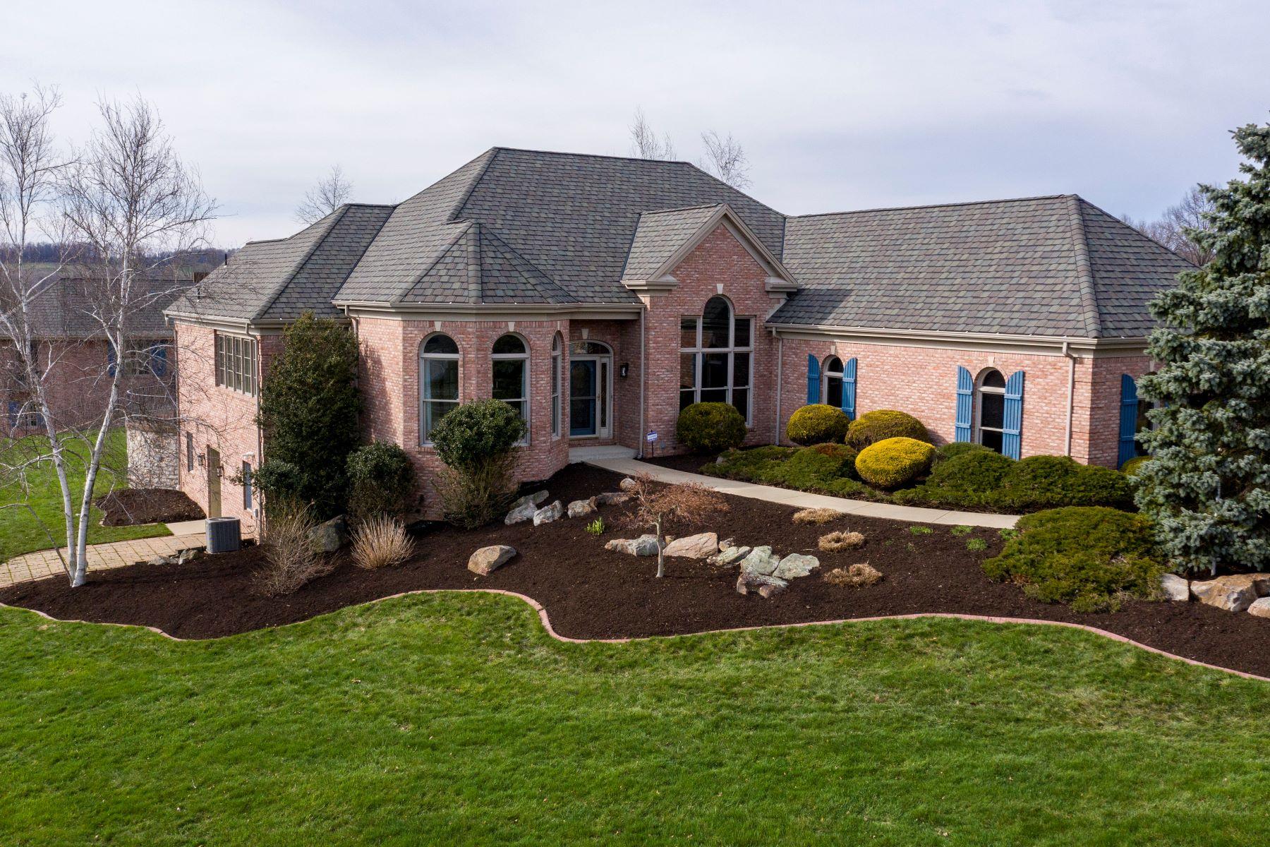 Single Family Homes por un Venta en 201 Ryan Lane Meadowlands PA 201 Ryan Lane Washington, Pennsylvania 15301 Estados Unidos