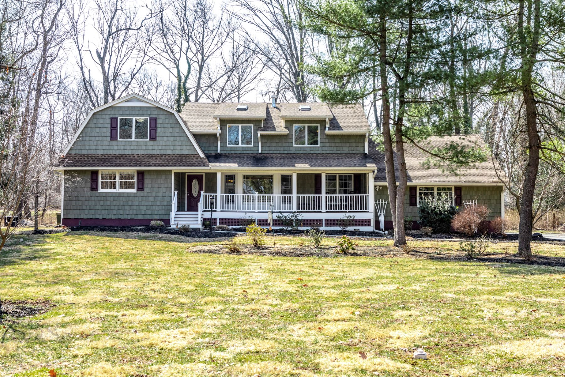 Property for Sale at A Fresh Look 33 Sycamore Lane, Skillman, New Jersey 08558 United States