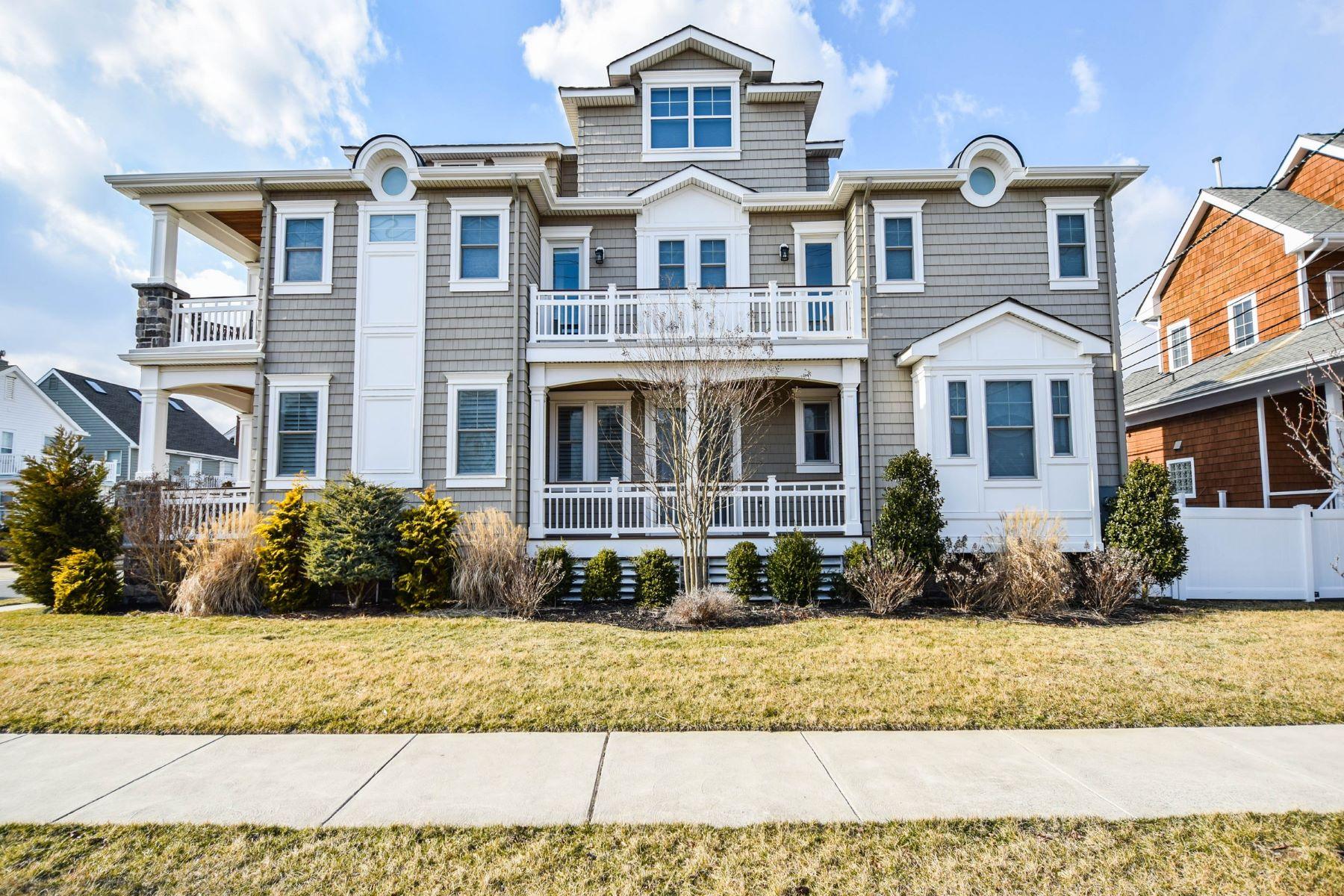 Частный односемейный дом для того Продажа на 19 S Thurlow Ave Margate, Нью-Джерси 08402 Соединенные Штаты