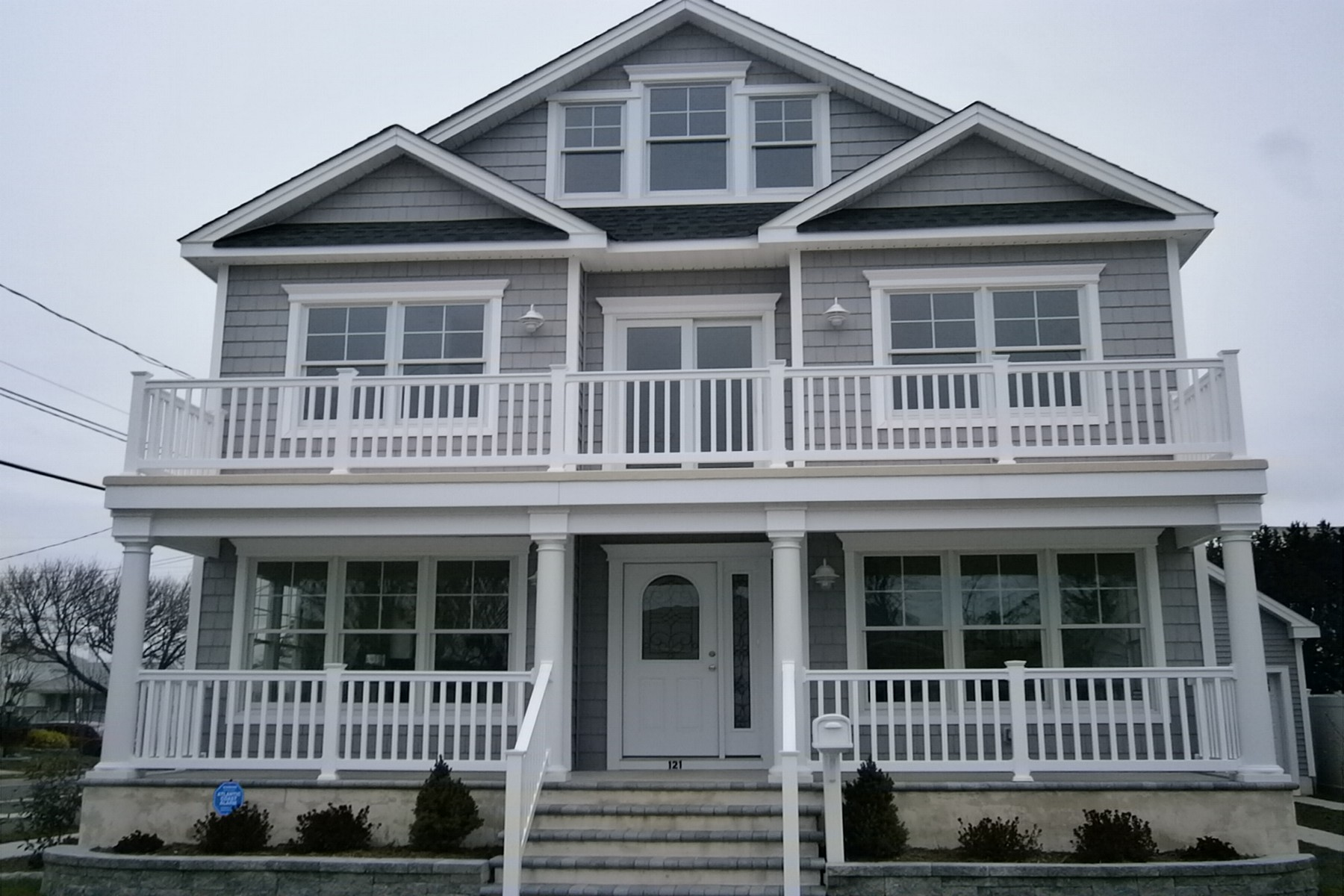 단독 가정 주택 용 매매 에 403 33rd Street S 403 33rd Street S NEW CONSTRUCTION HOME, Brigantine, 뉴저지 08203 미국