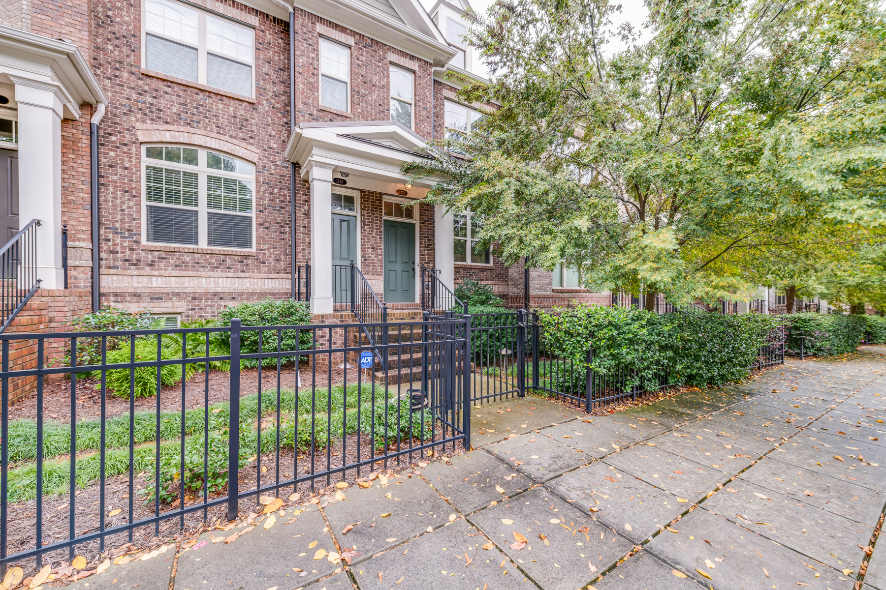 Townhouse for Sale at Three Bedroom, Three And A Half Bath Townhome In A Community That Has It All 1223 Lavista Road Atlanta, Georgia 30324 United States