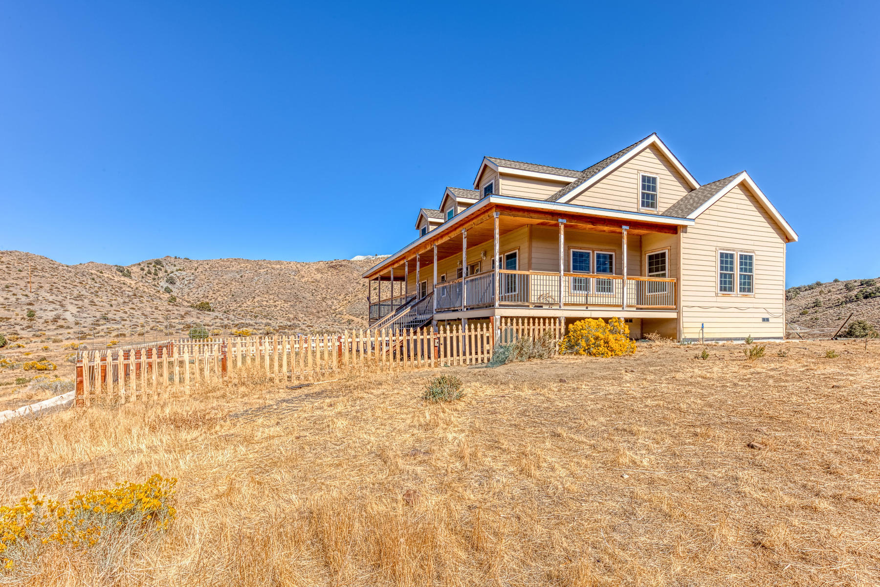Single Family Home for Active at 2850 Slippery Gulch, Virginia City, Nevada 2850 Slippery Gulch Virginia City, Nevada 89440 United States