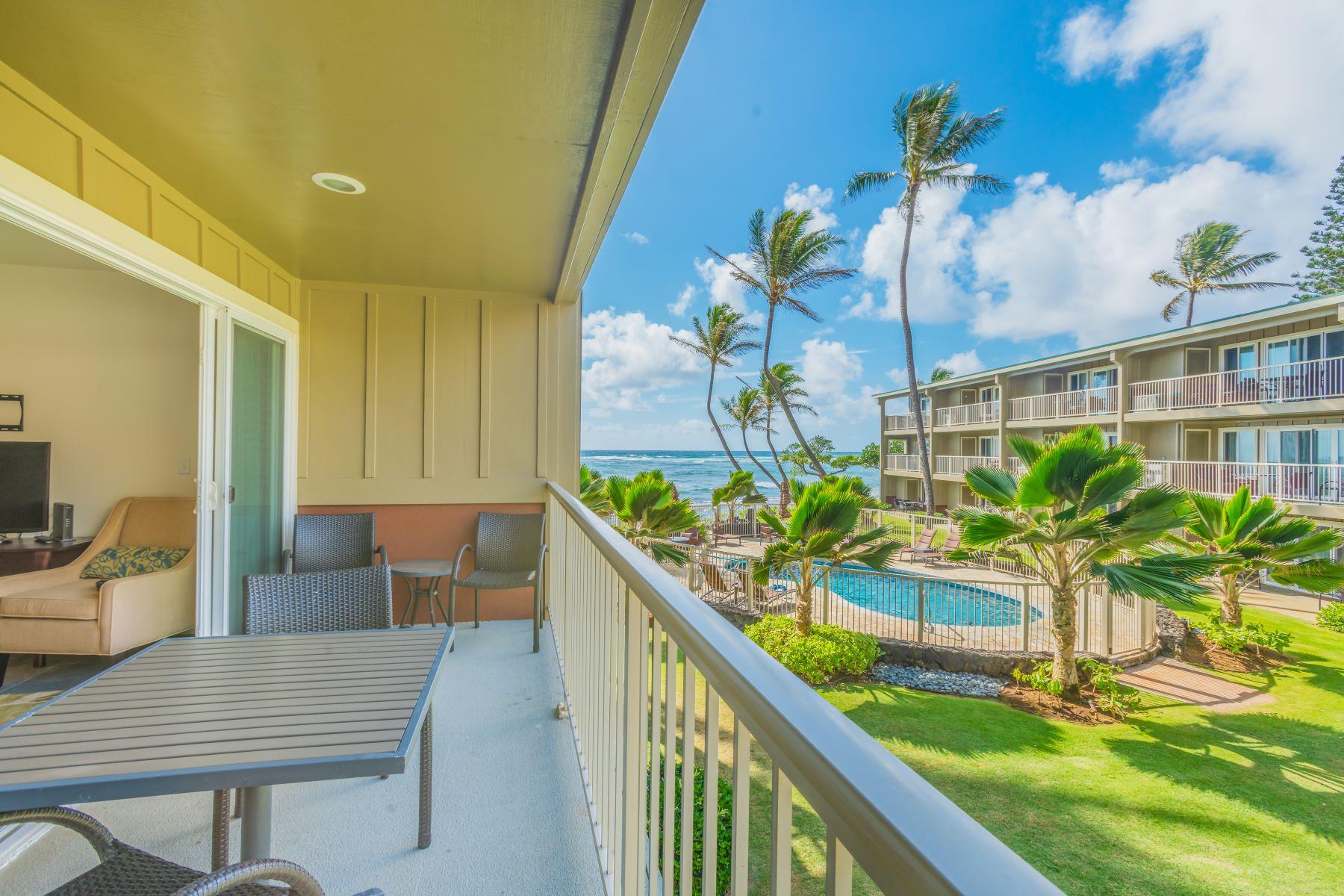 Condominiums 為 出售 在 Kauai Kailani #212 4-856 Kuhio Highway #212, Kapaa, 夏威夷 96746 美國