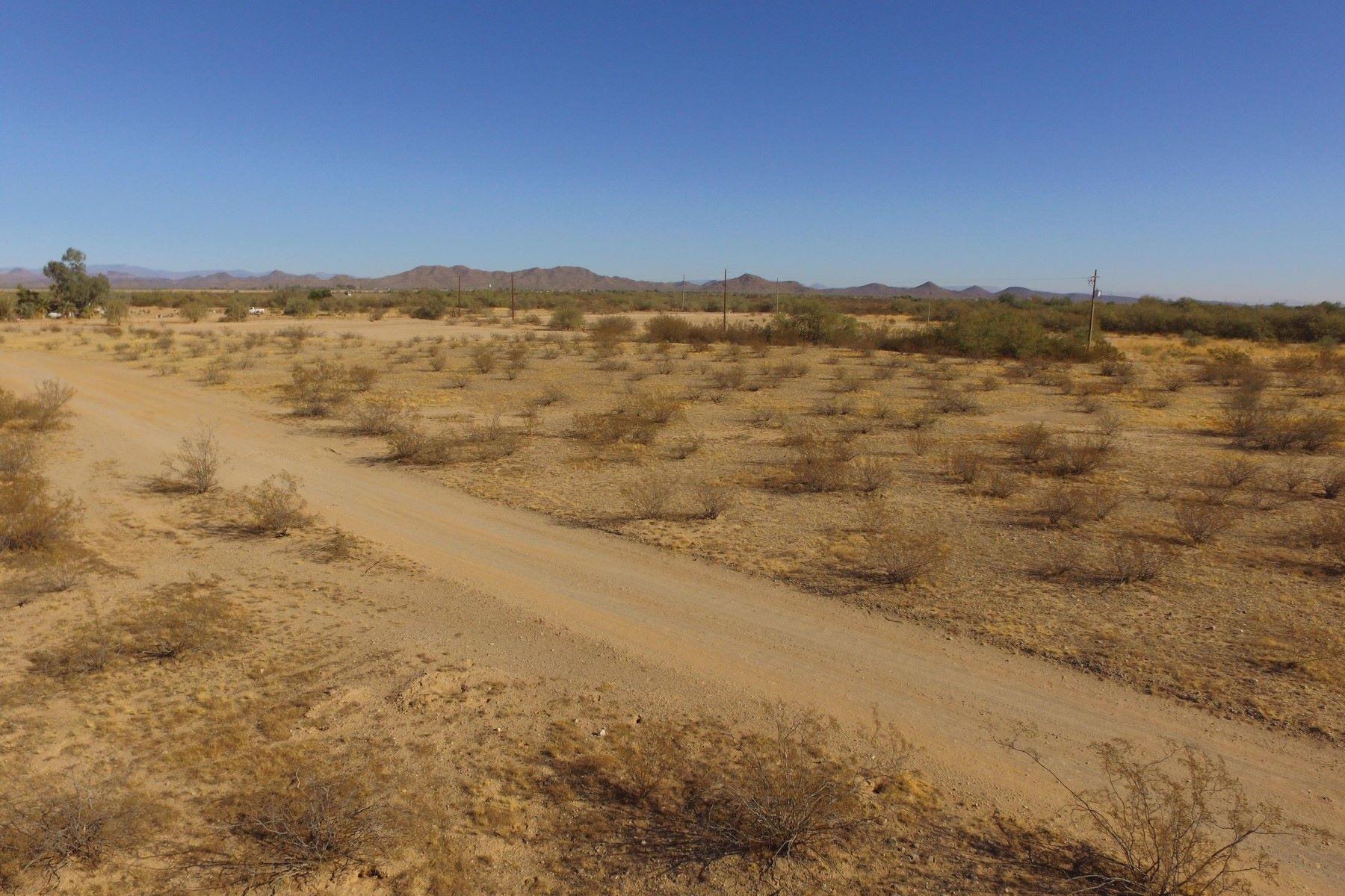 土地,用地 为 销售 在 Prime development land in the City of Surprise 176XX W Dale Ln, Winslow, 亚利桑那州, 86047 美国