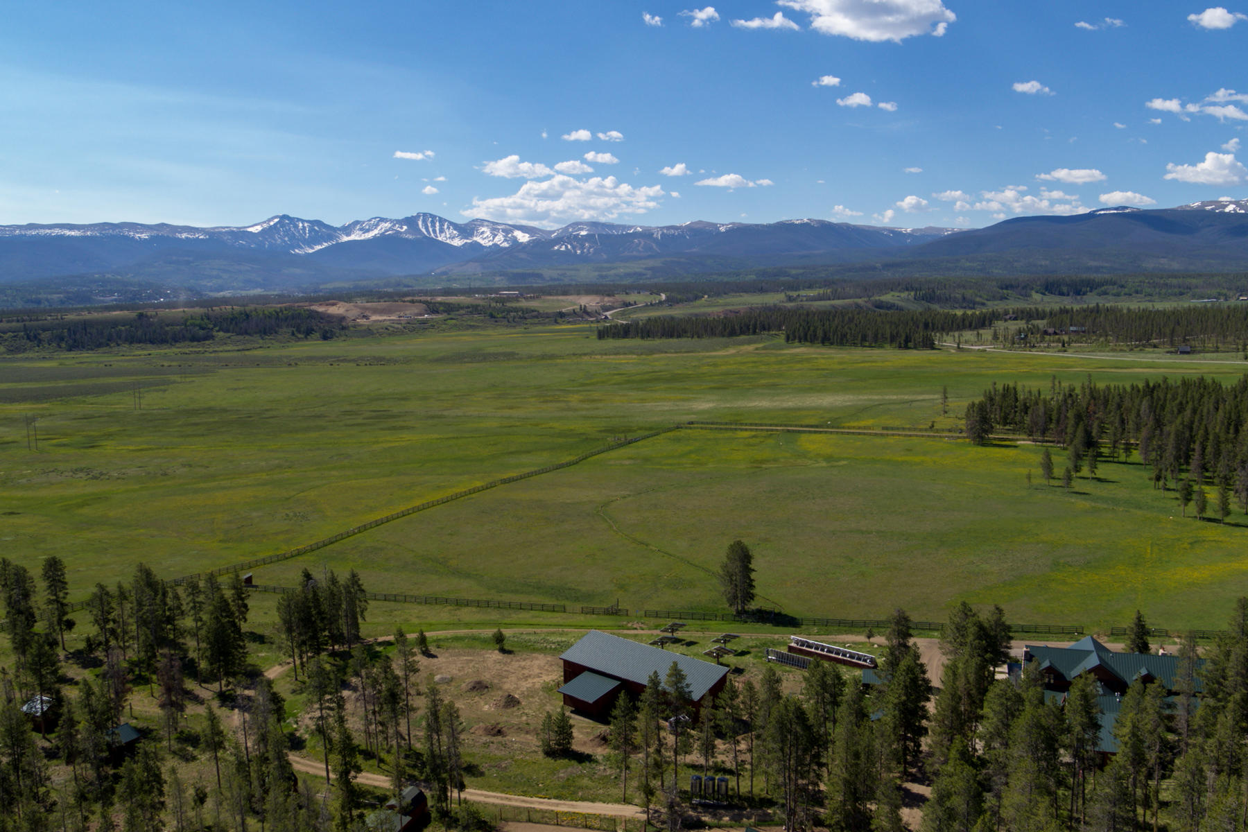 Additional photo for property listing at An Extremely Rare Opportunity In Grand County 3444 County Road 5 Fraser, Colorado 80442 United States