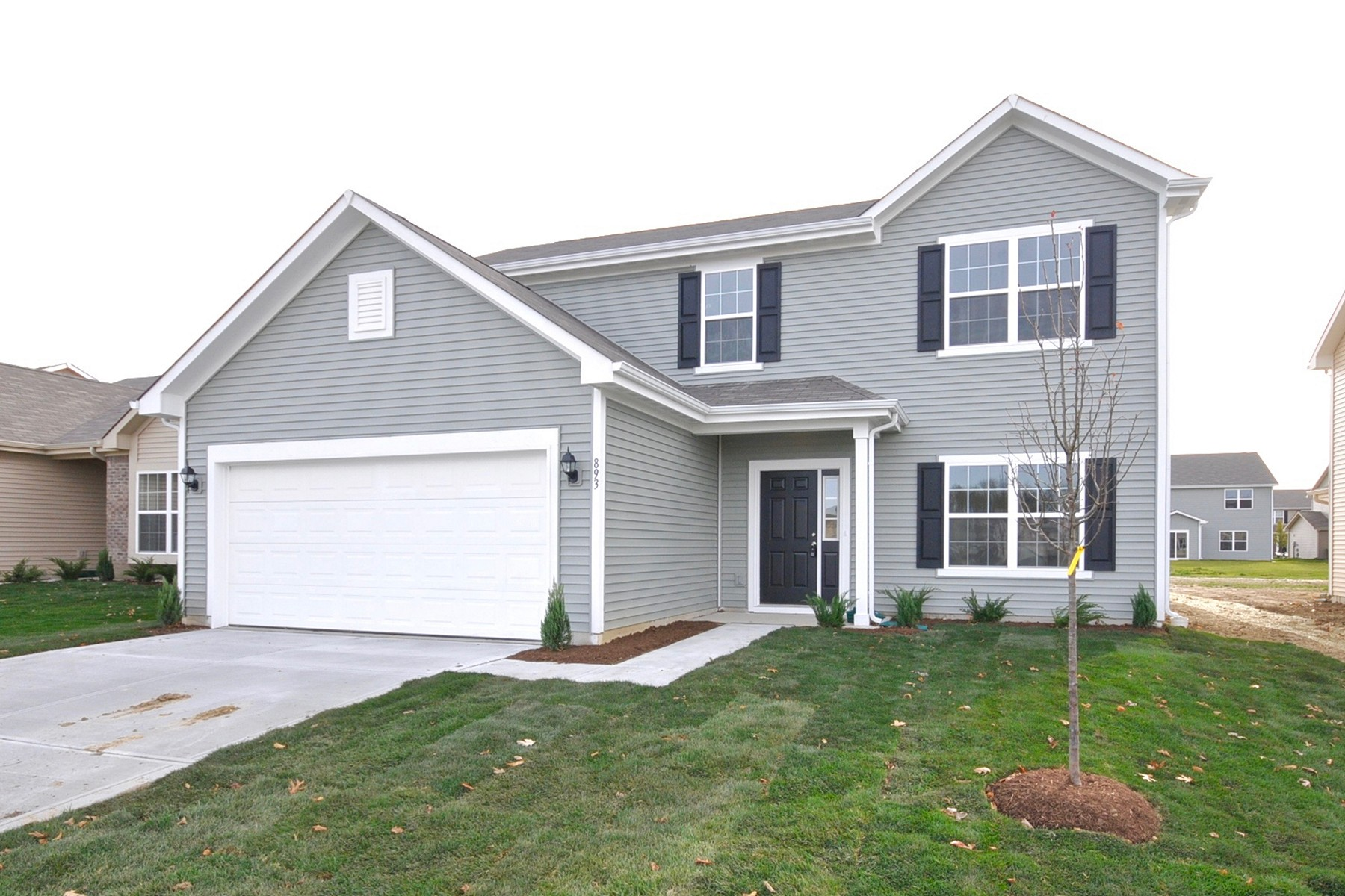 Casa Unifamiliar por un Alquiler en Upgraded Home For Lease 893 Burntwood Way Westfield, Indiana 46074 Estados Unidos
