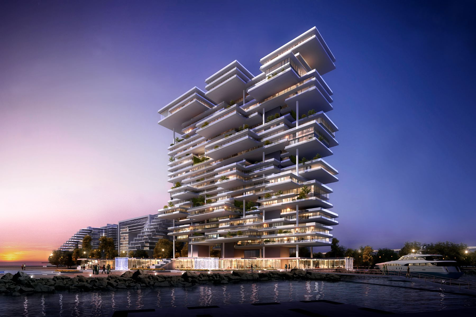 Apartments for Sale at Luxurious 5 Bed Penthouse in One Palm Dubai, Dubai United Arab Emirates