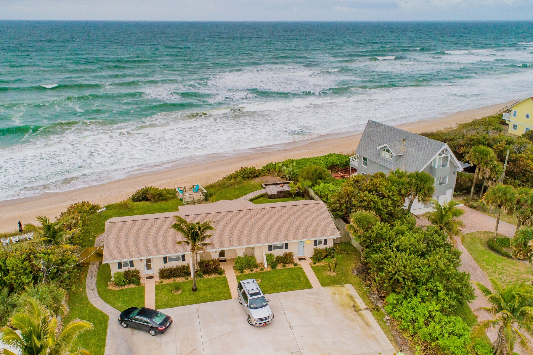 Multi-Family Homes for Sale at Serenity Oceanfront Beach Resort 5195 S Highway A1A Melbourne Beach, Florida 32951 United States