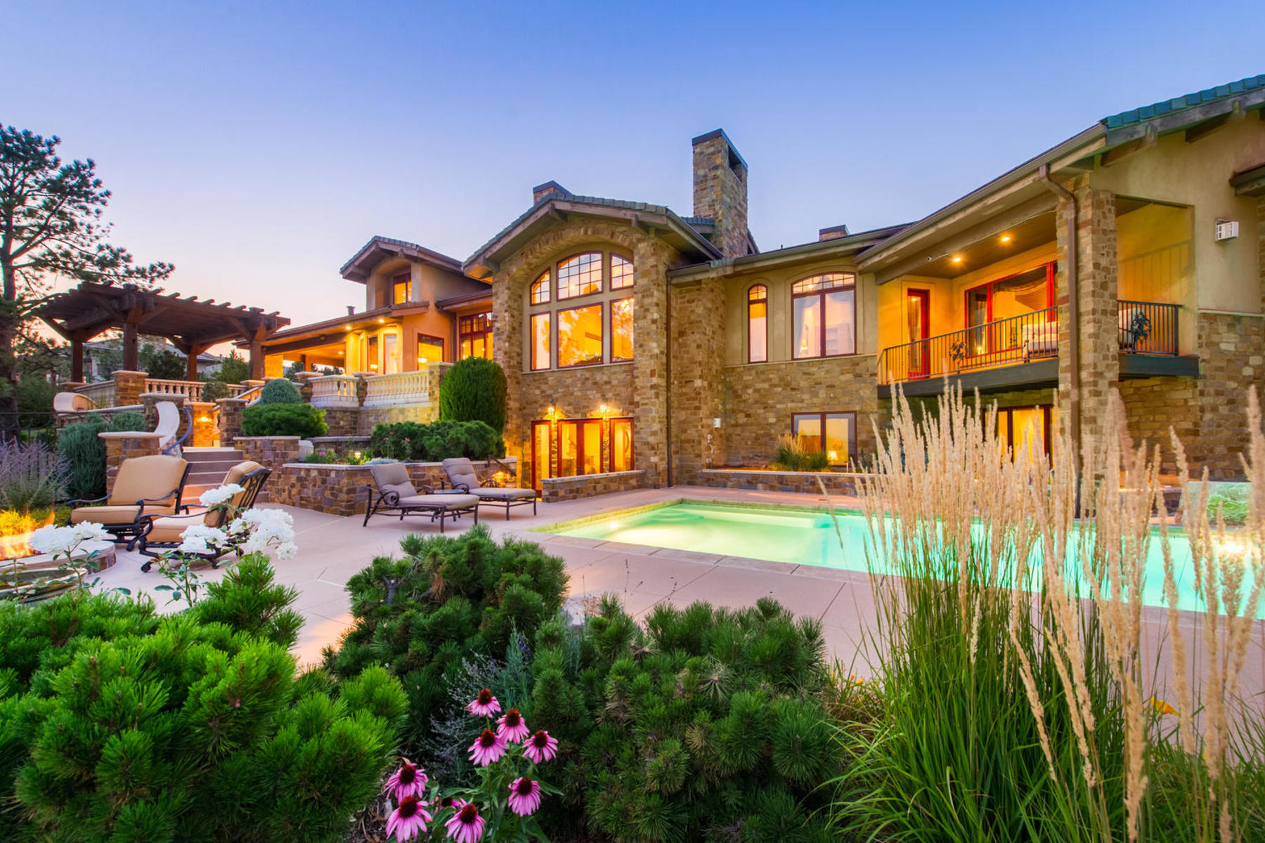 Single Family Homes for Sale at Castle Rock, Colorado 80108 United States