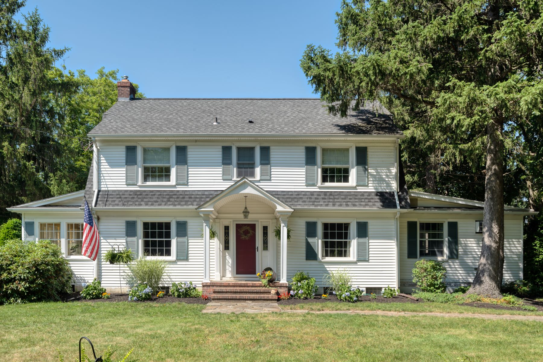 Single Family Homes for Active at Historic Orchard Park Colonial 5560 Big Tree Road Orchard Park, New York 14127 United States