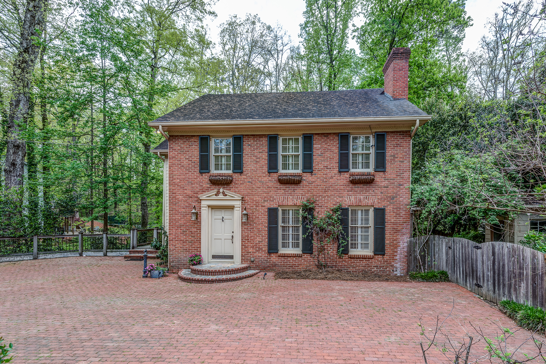 Single Family Home for Sale at A Hidden Branches Gem 5137 Hidden Branches Cir Atlanta, Georgia 30338 United States