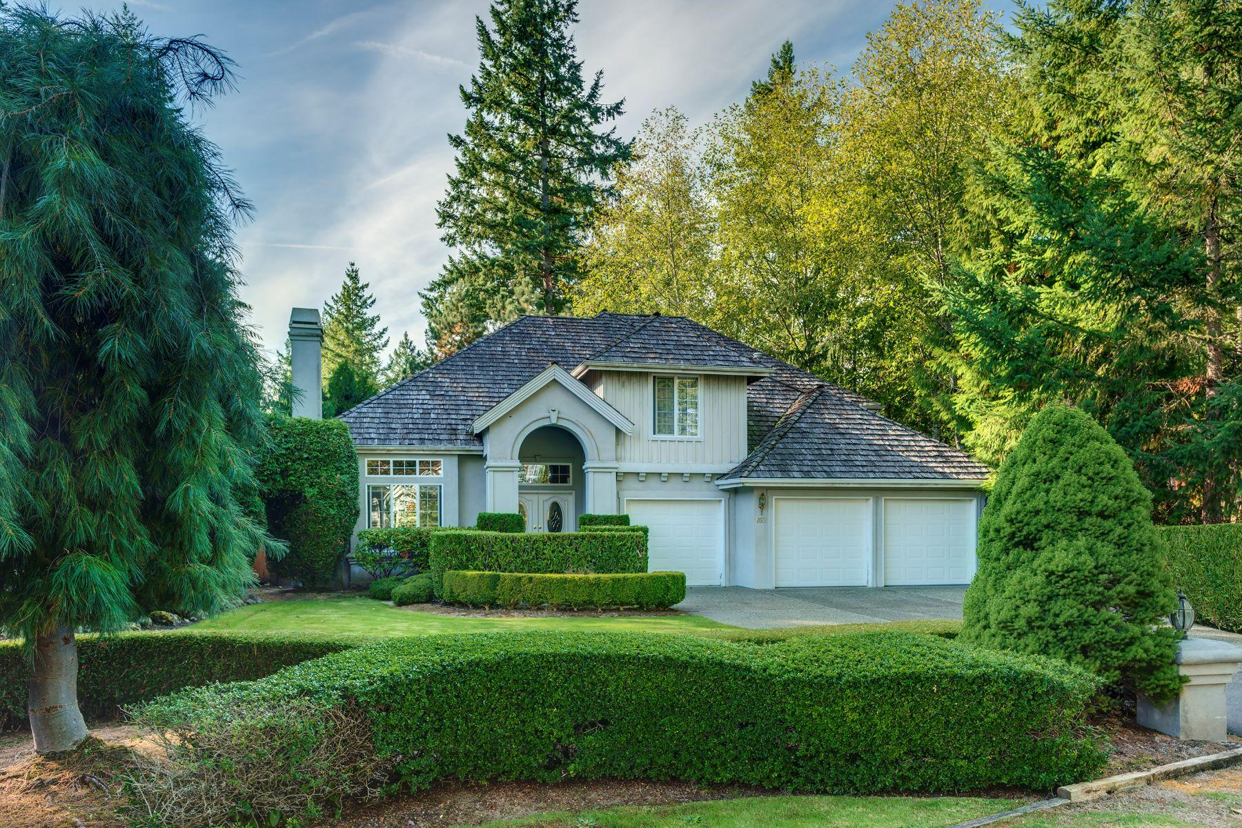 独户住宅 为 销售 在 Beaver Lake 2615 E Beaver Lake Dr SE 瑟马米什, 华盛顿州, 98075 美国