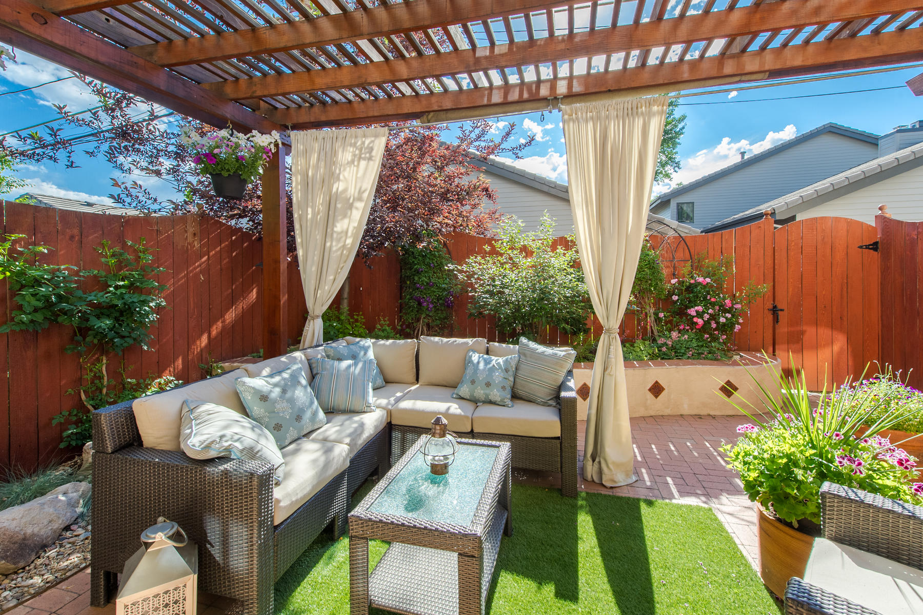 Townhouse for Sale at A Sanctuary In The City! 243 Jackson Street Denver, Colorado, 80206 United States